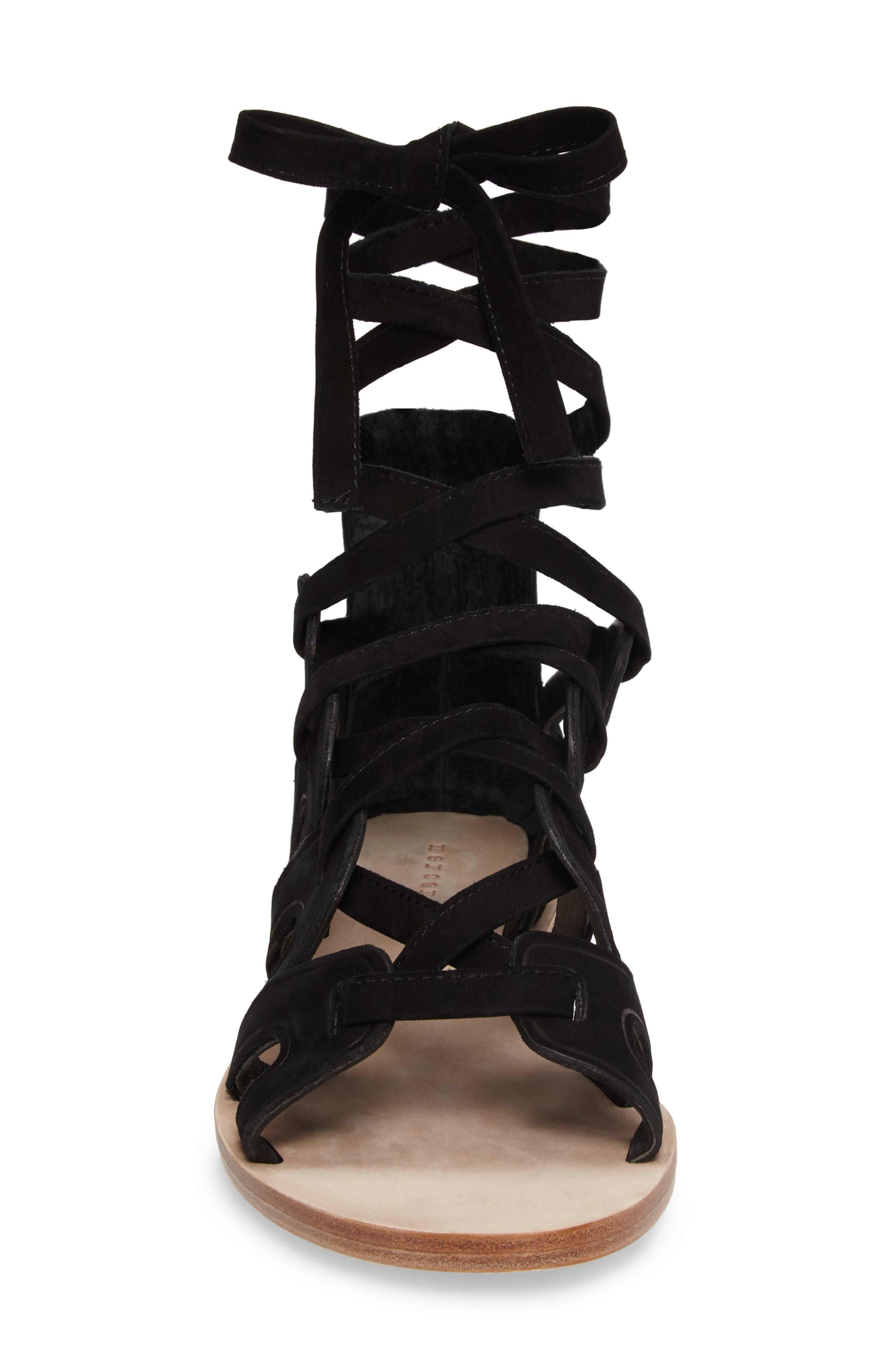 Alternate Image 4  - Mercer Edit EZonthei Gladiator Sandal (Women)