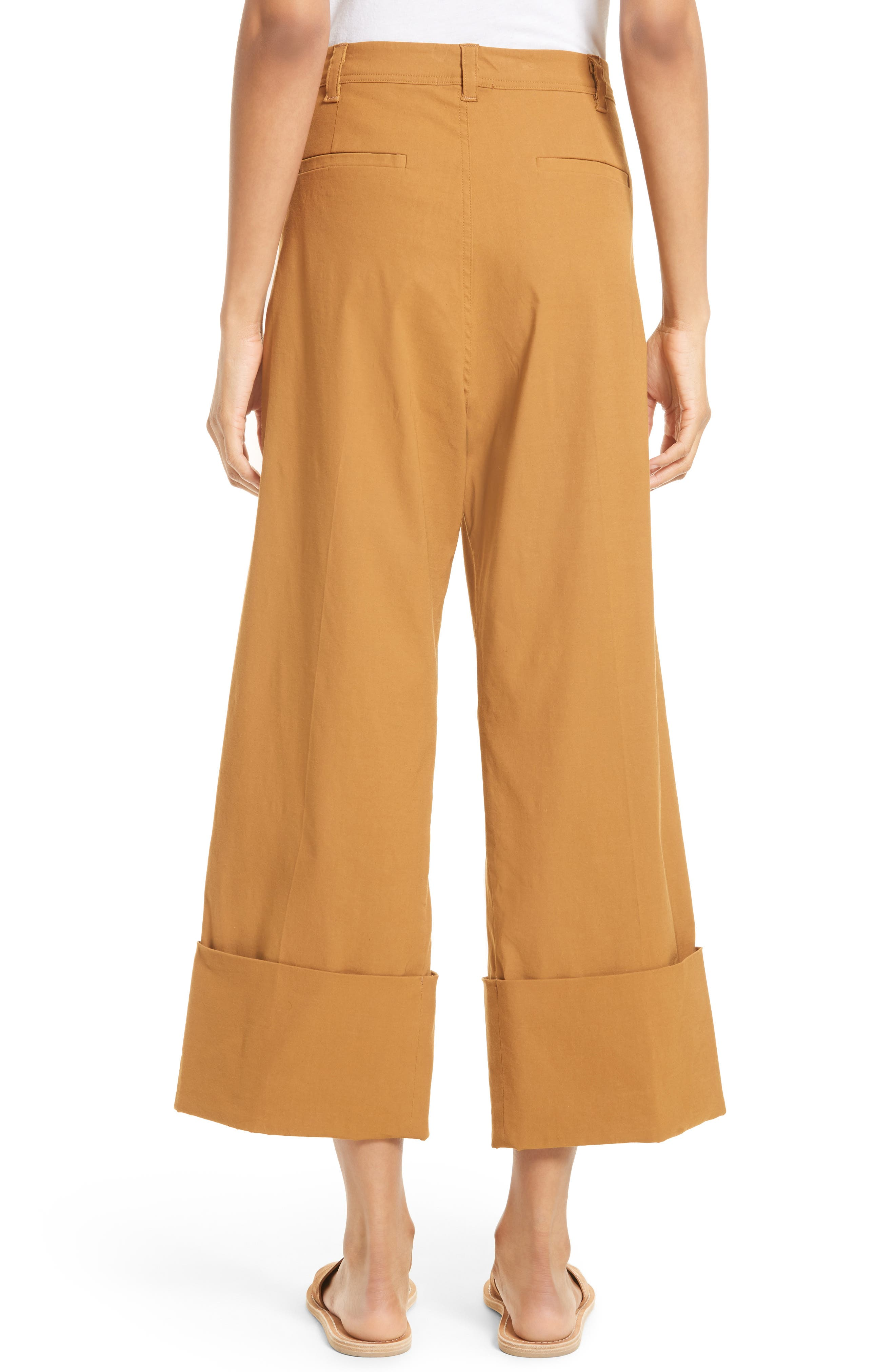 Alternate Image 3  - Sea Cuffed Crop Pants