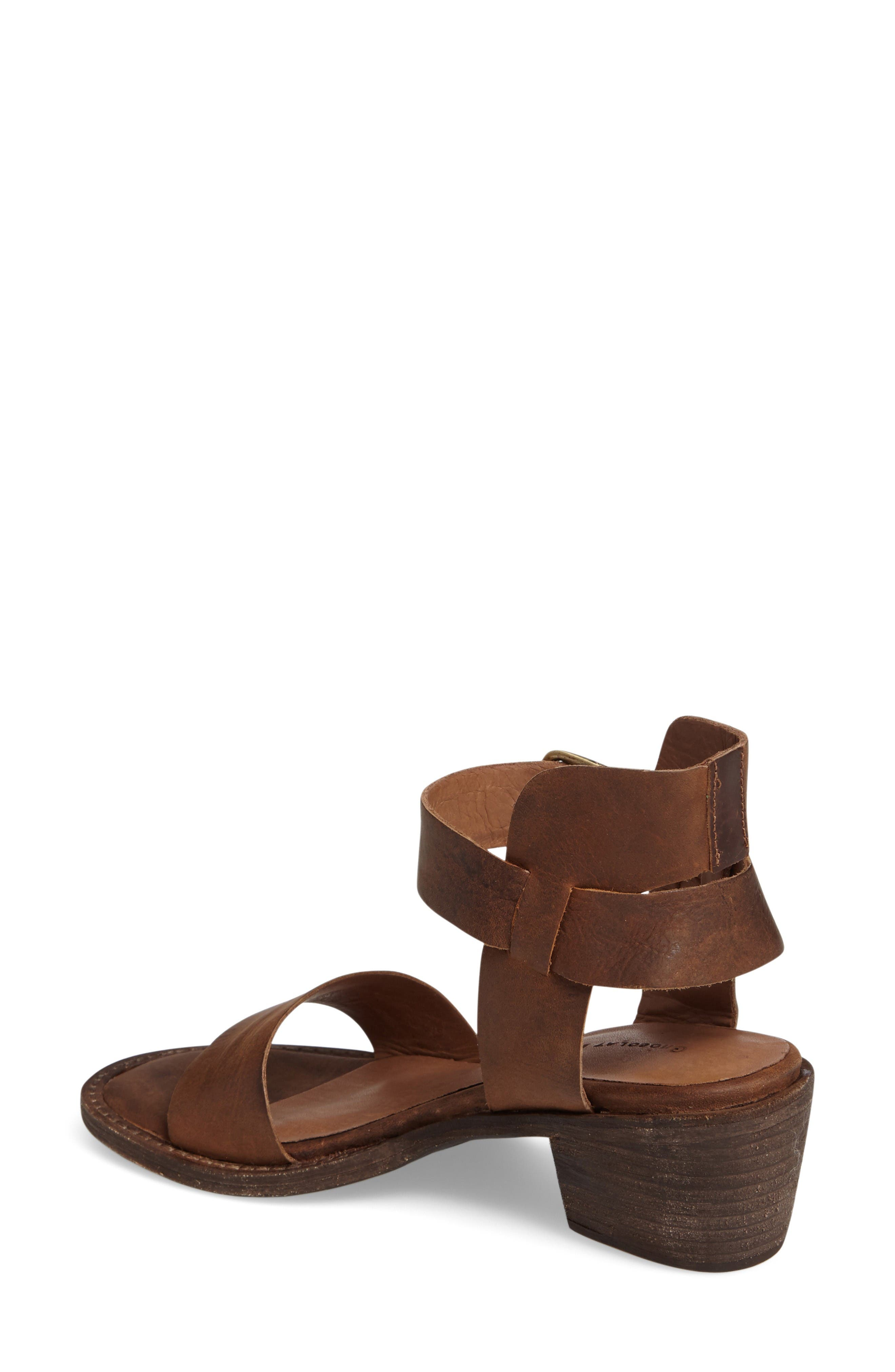 Alternate Image 2  - Chocolat Blu Arcadia Block Heel Sandal (Women)