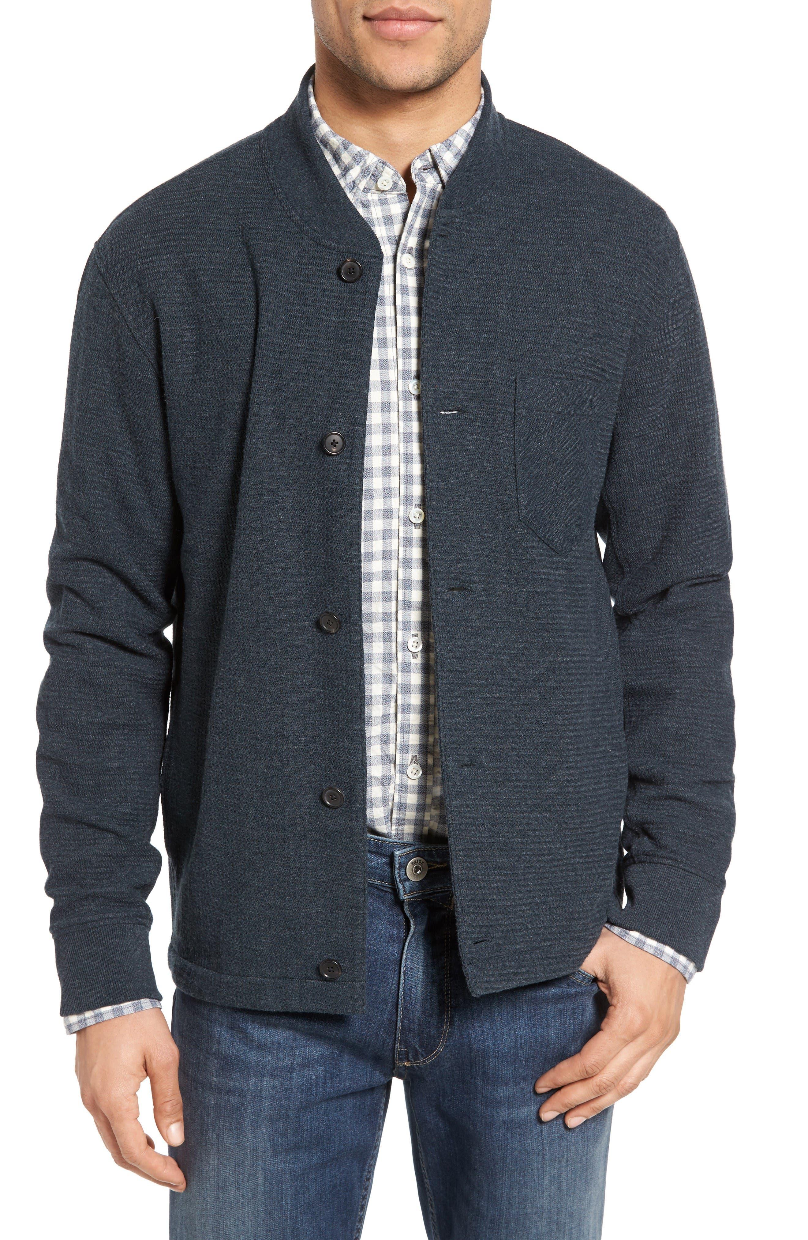 Billy Reid Henson Shirt Jacket