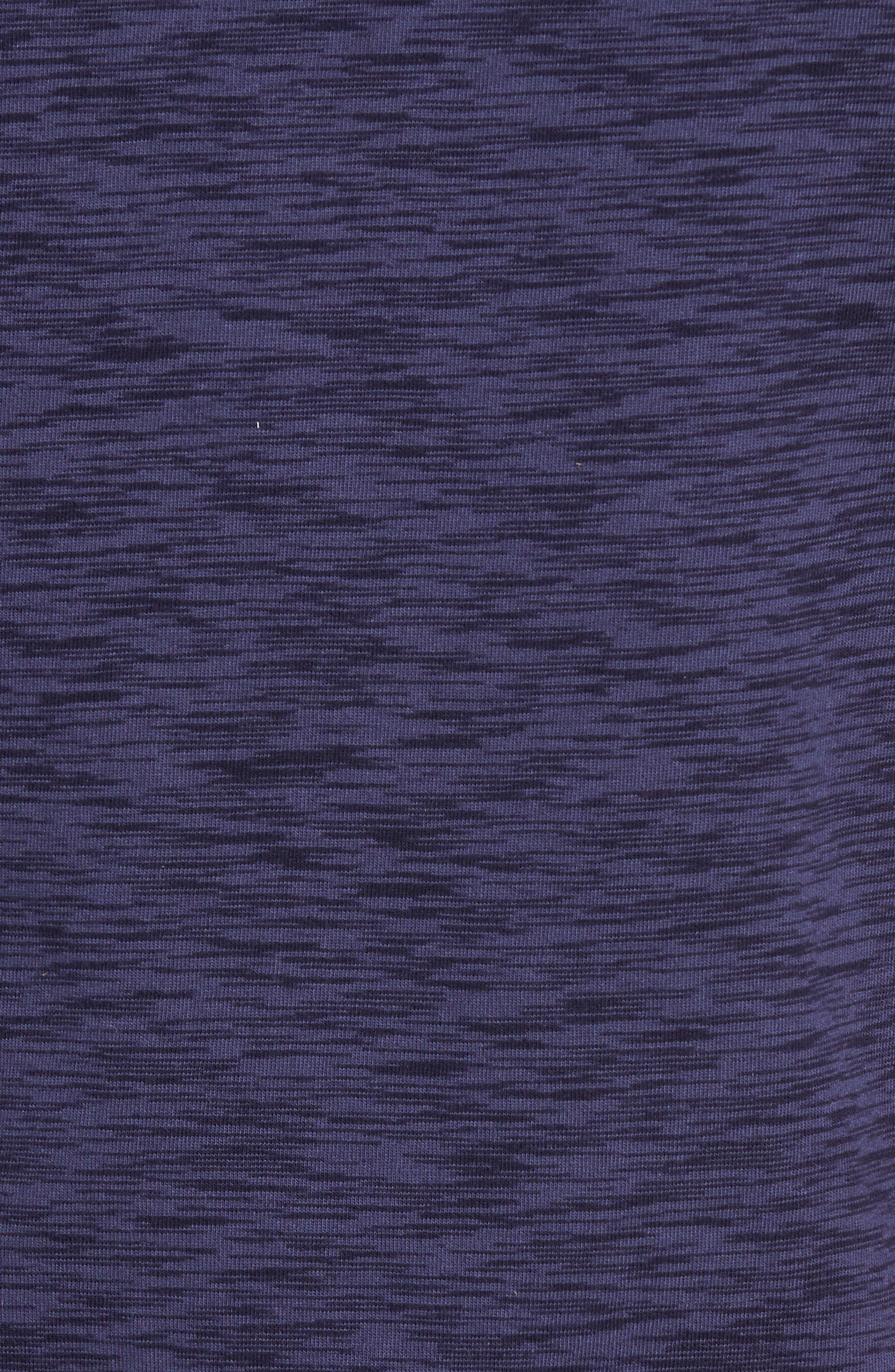 Alternate Image 5  - Calibrate Trim Fit Space Dye Polo