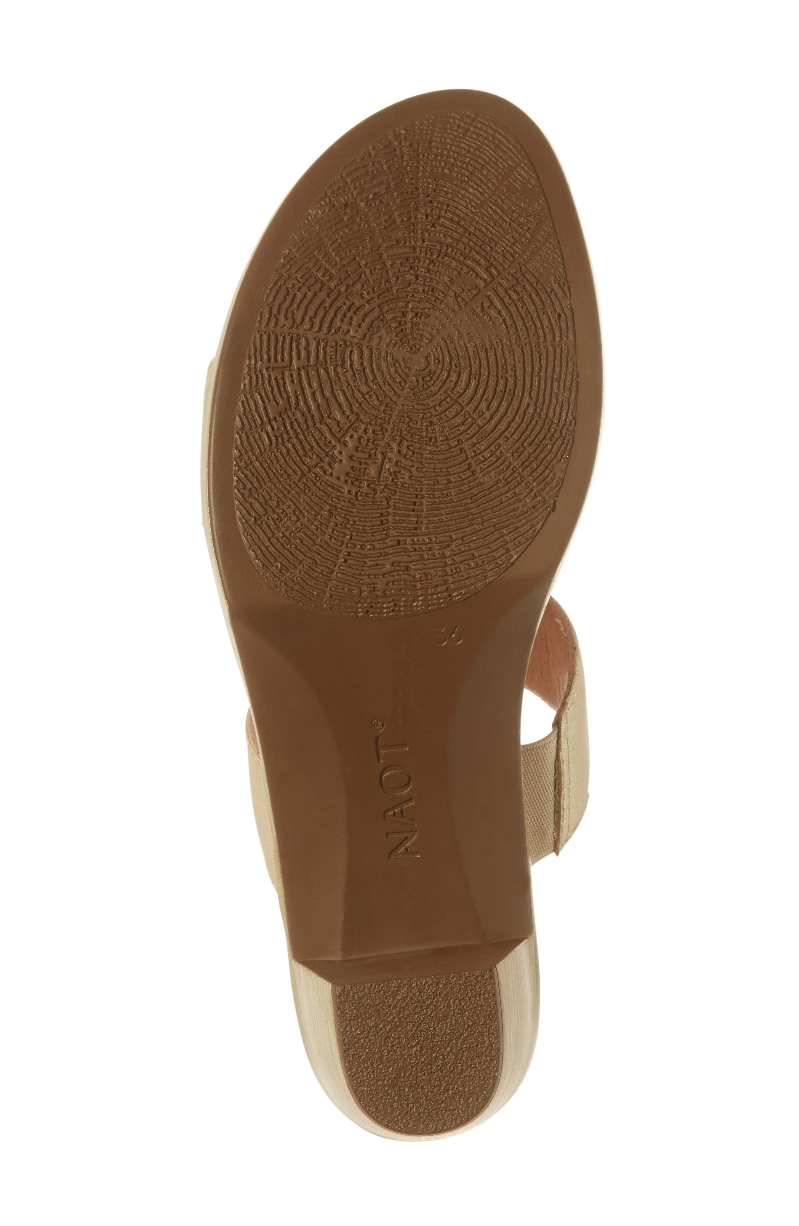 Alternate Image 6  - Naot Fate Platform Sandal (Women)