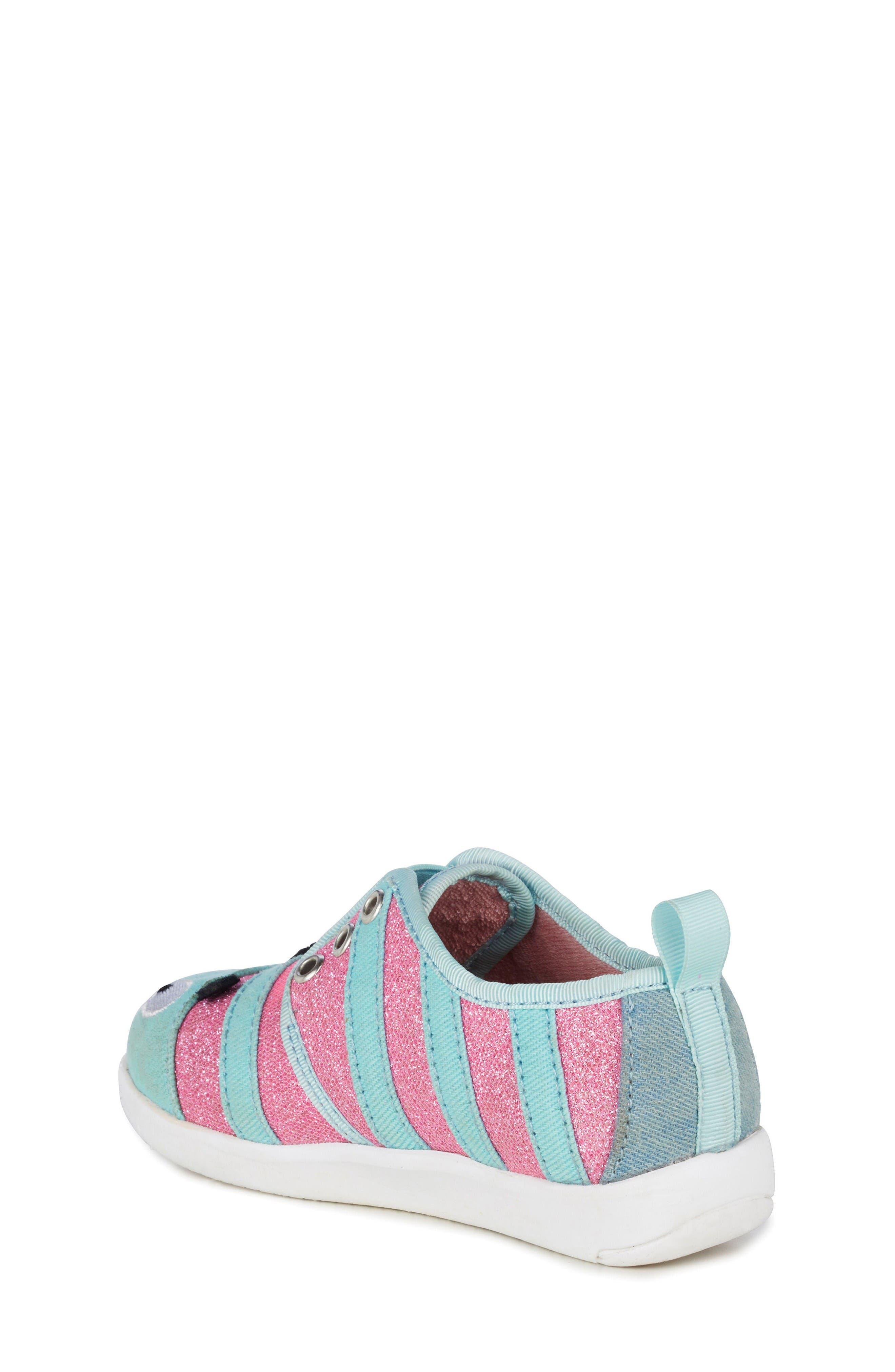Alternate Image 2  - EMU Australia Caterpillar Laceless Sneaker (Toddler, Little Kid & Big Kid)