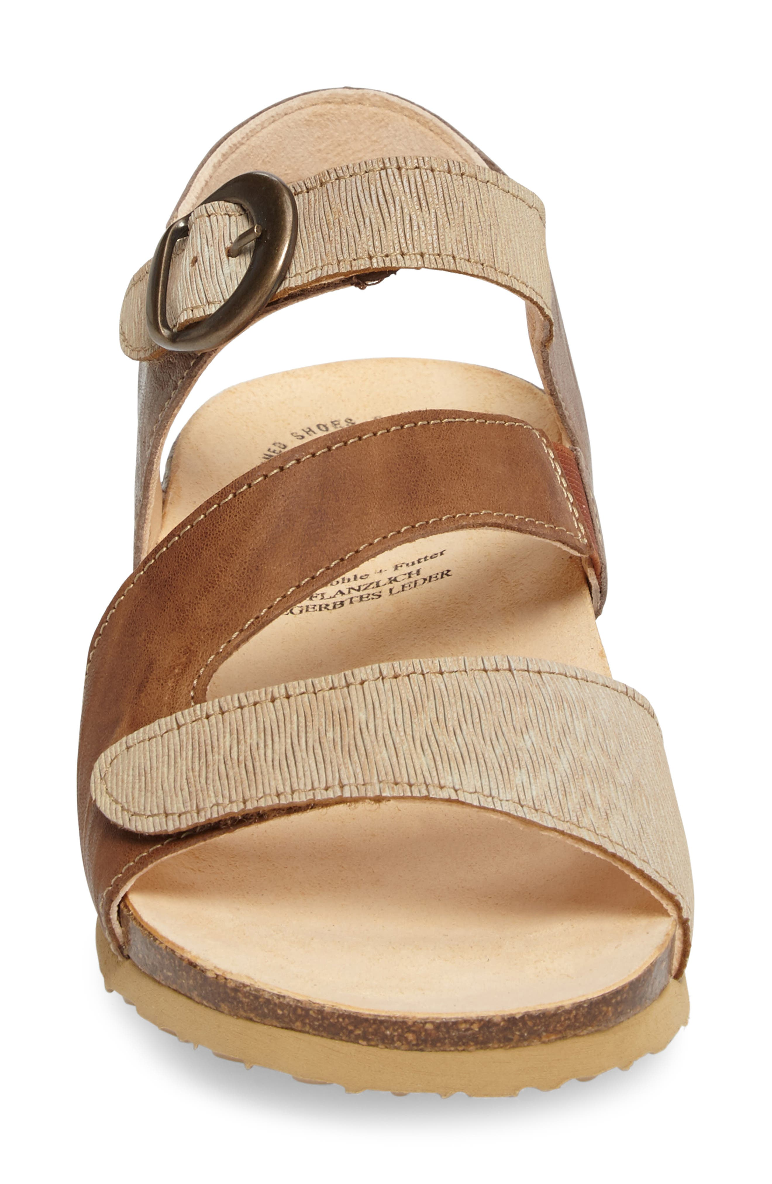 Alternate Image 4  - Think! Mizzi Sandal (Women)