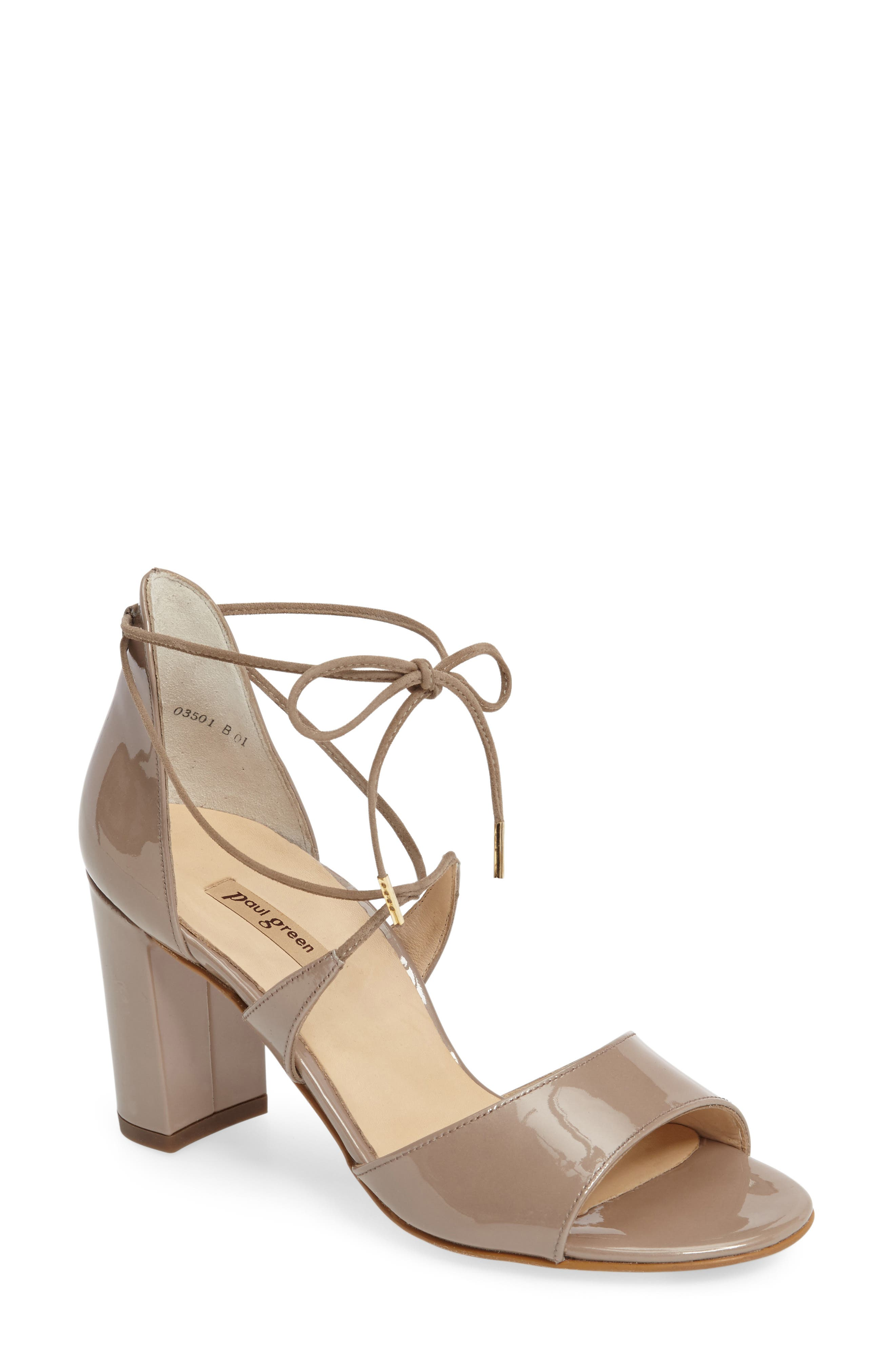 PAUL GREEN Nadia Ankle Strap Sandal
