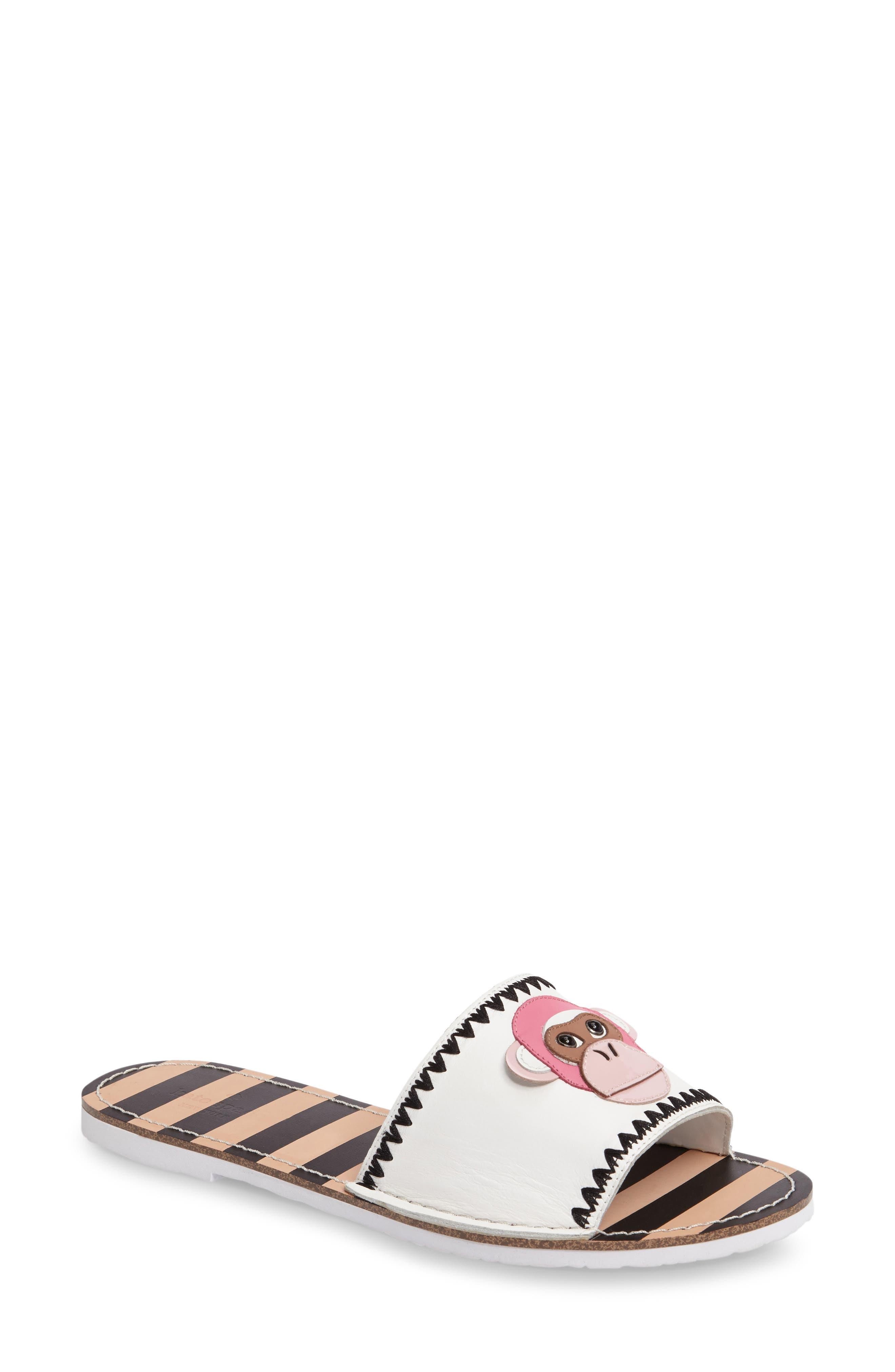 kate spade new york inyo slide sandal (Women)