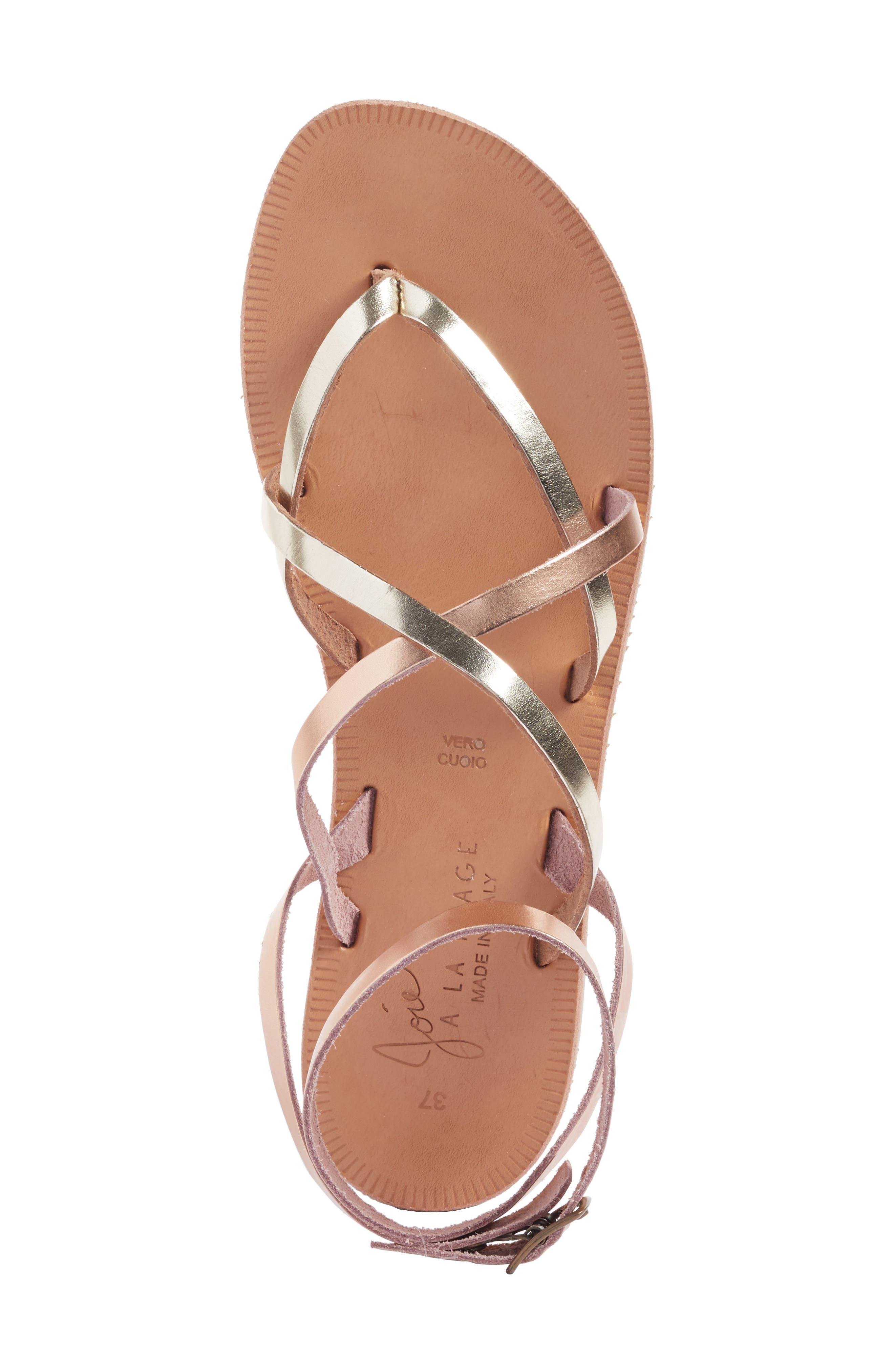 Alternate Image 5  - Joie 'Oda' Flat Sandal (Women)