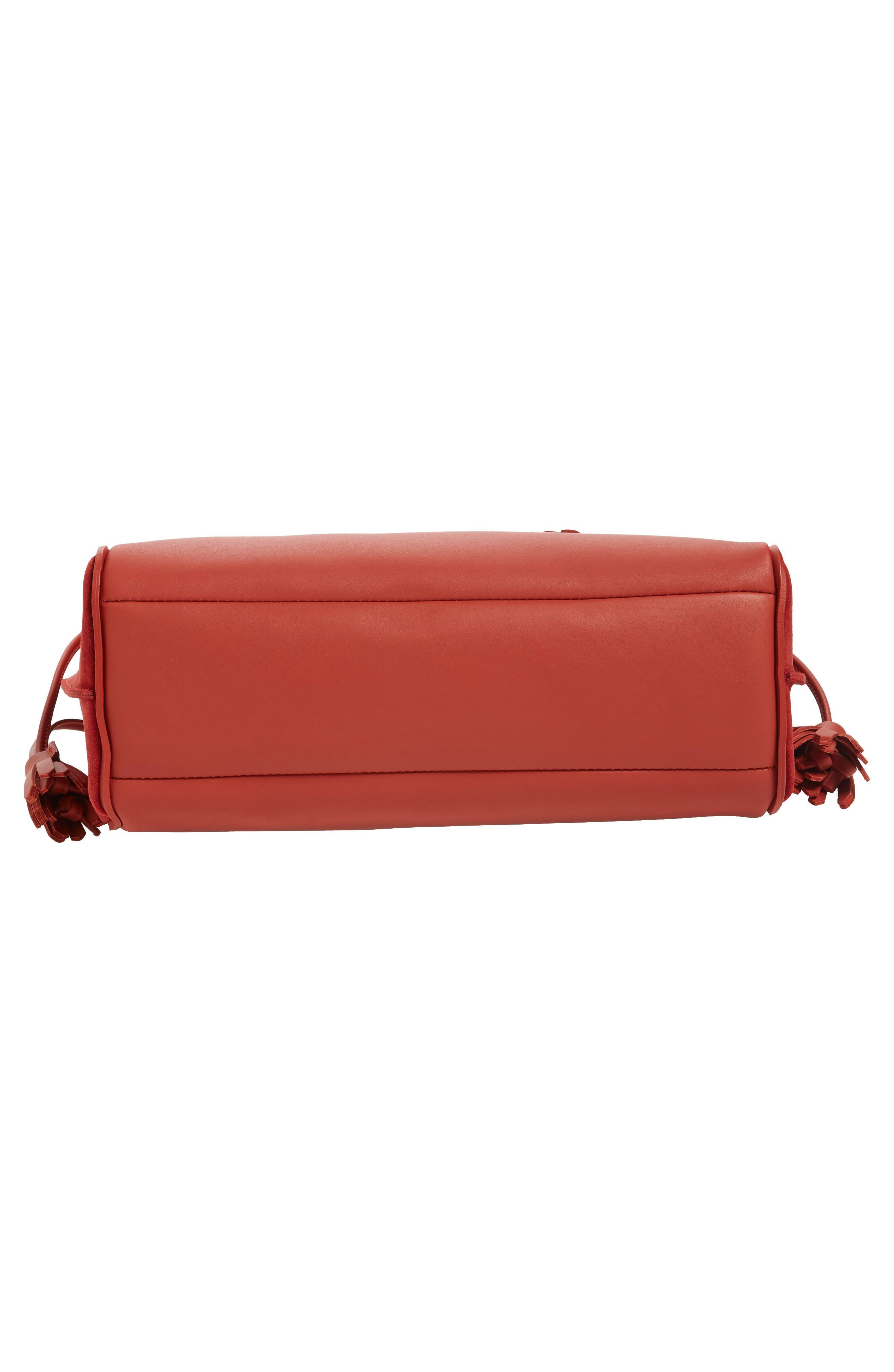 Alternate Image 6  - Longchamp Medium Penelope Fastaisie Leather Tote