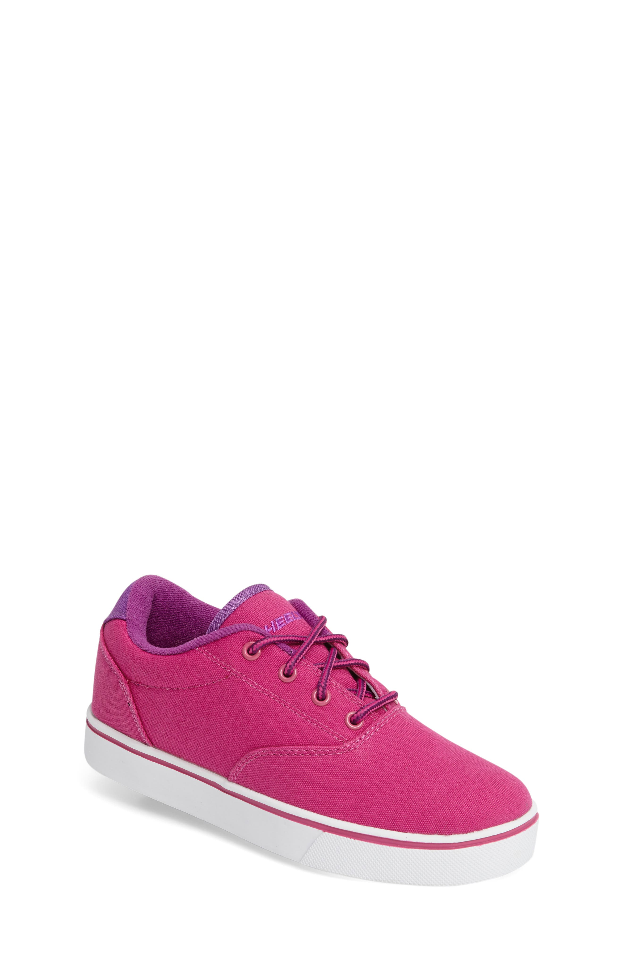 Heelys 'Launch' Canvas Sneaker (Little Kid & Big Kid)