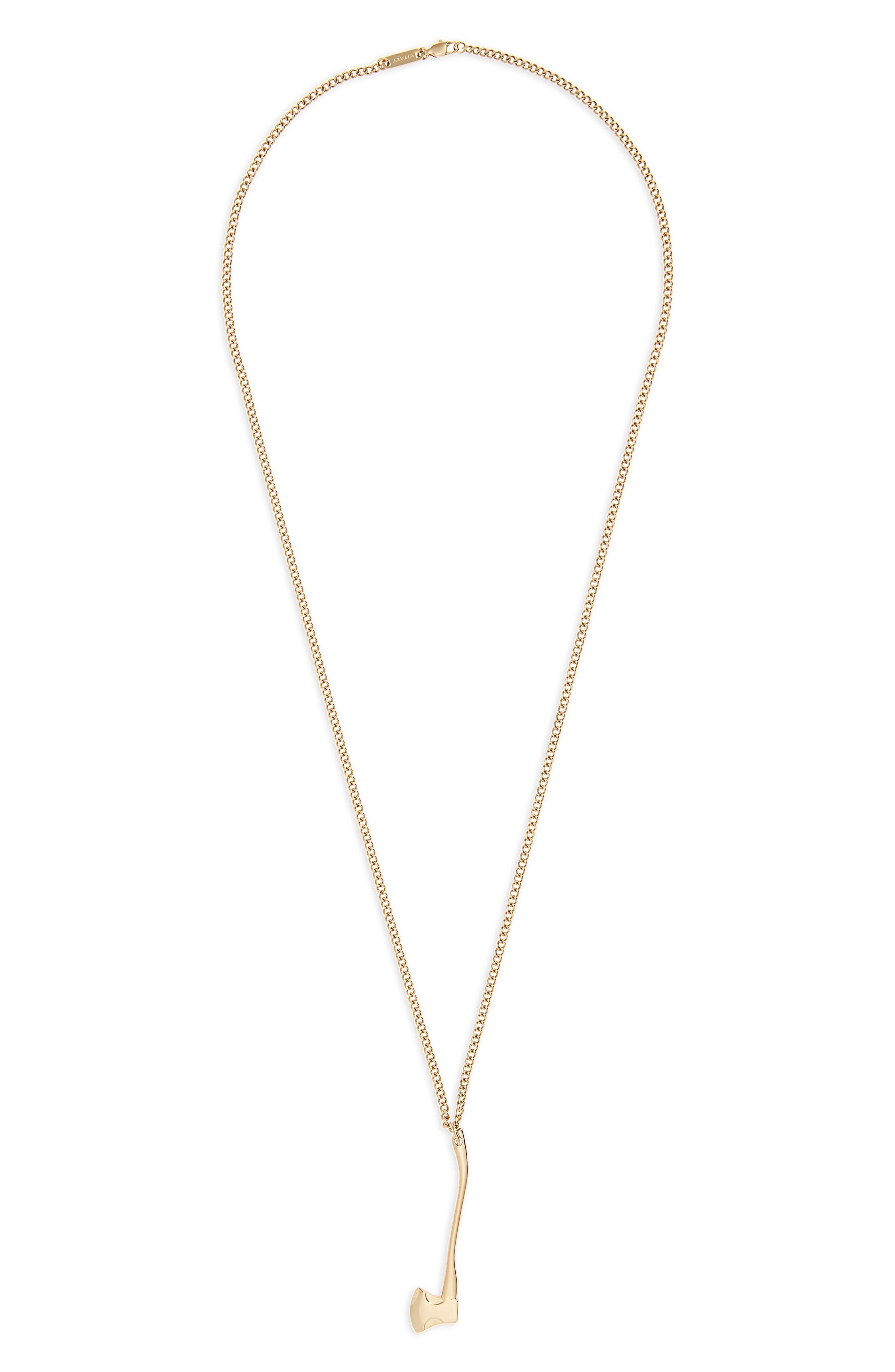 Main Image - Vitaly Sequoia Pendant Necklace
