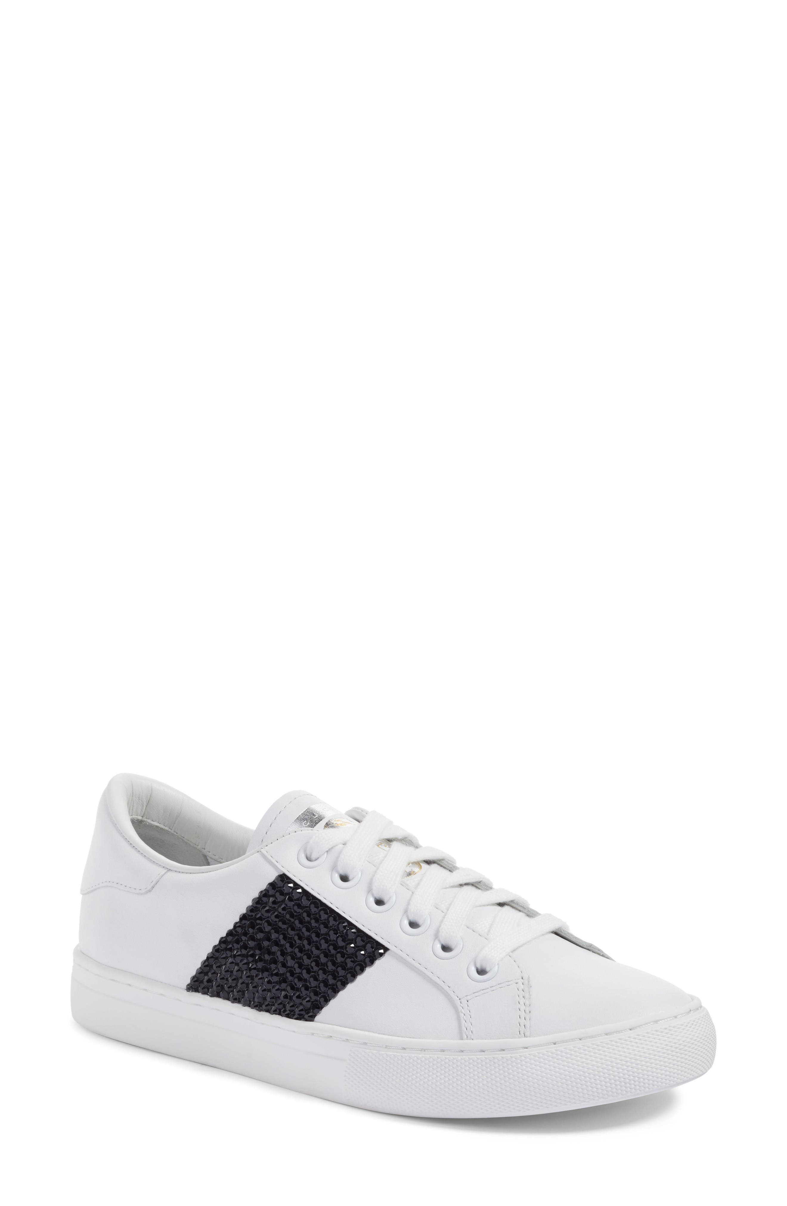 Alternate Image 1 Selected - MARC JACOBS Empire Embellished Sneaker (Women)
