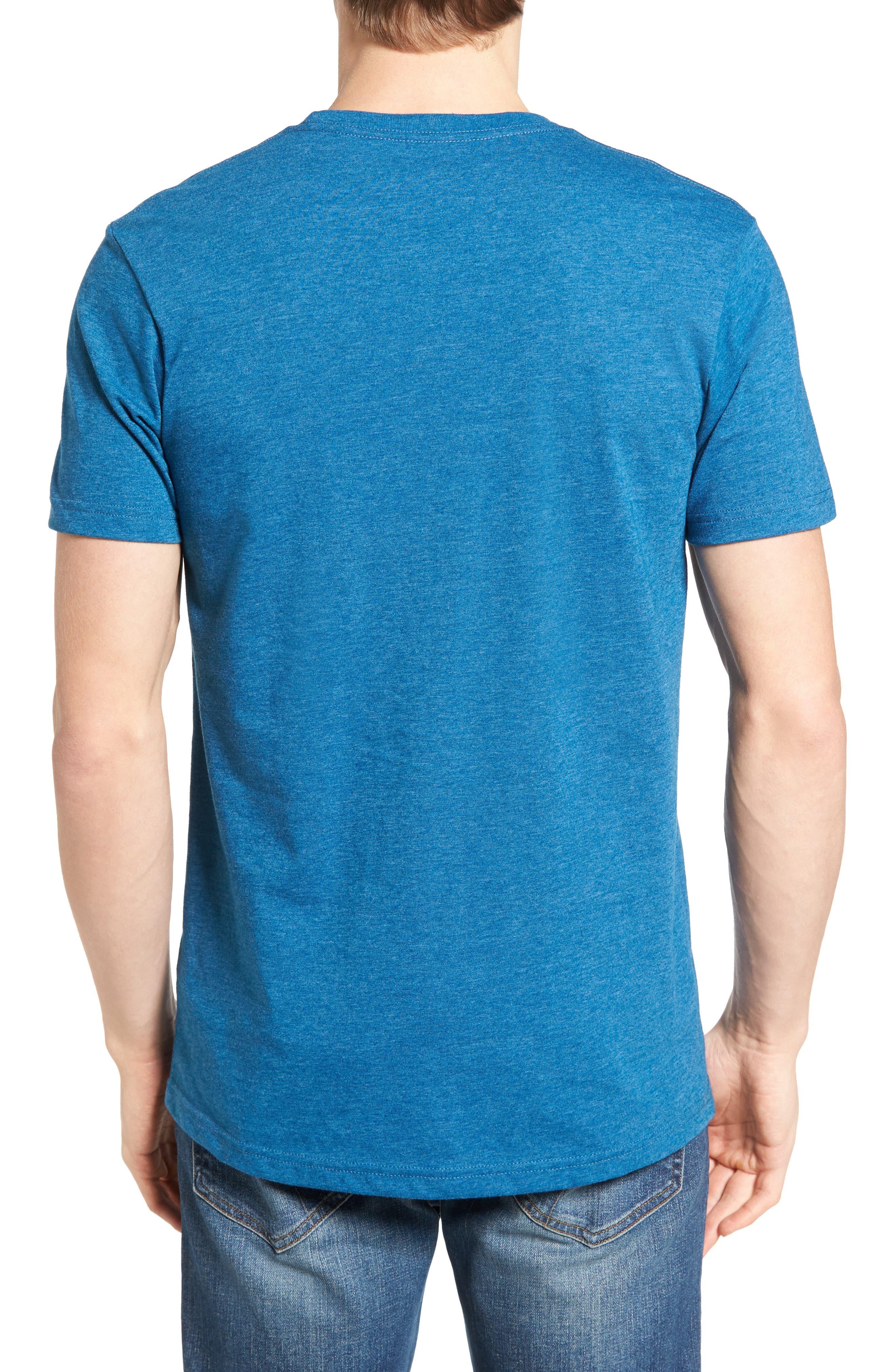 Alternate Image 2  - Patagonia Board Short Label T-Shirt
