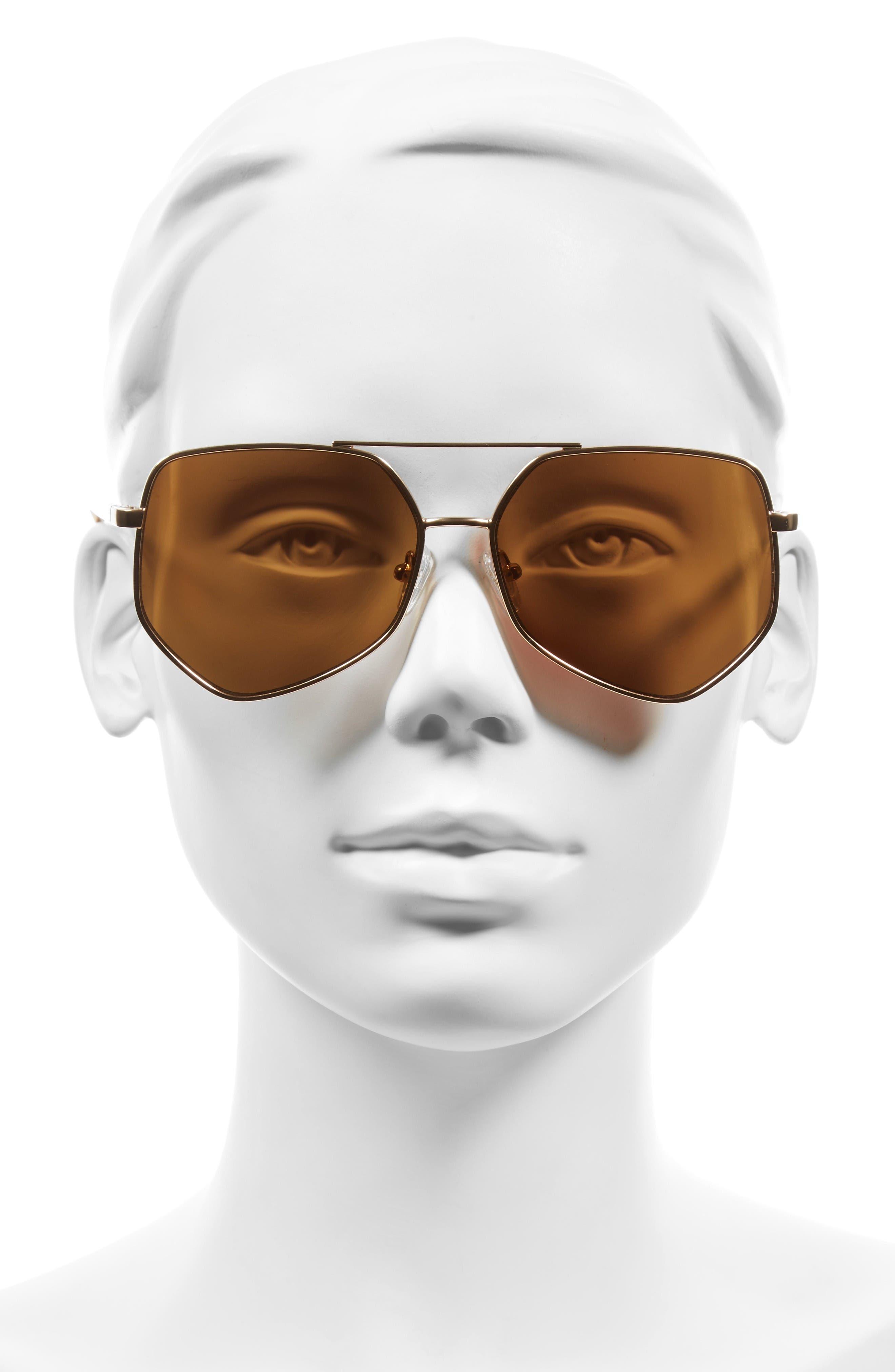 Alternate Image 4  - Bonnie Clyde Figueroa 58mm Sunglasses
