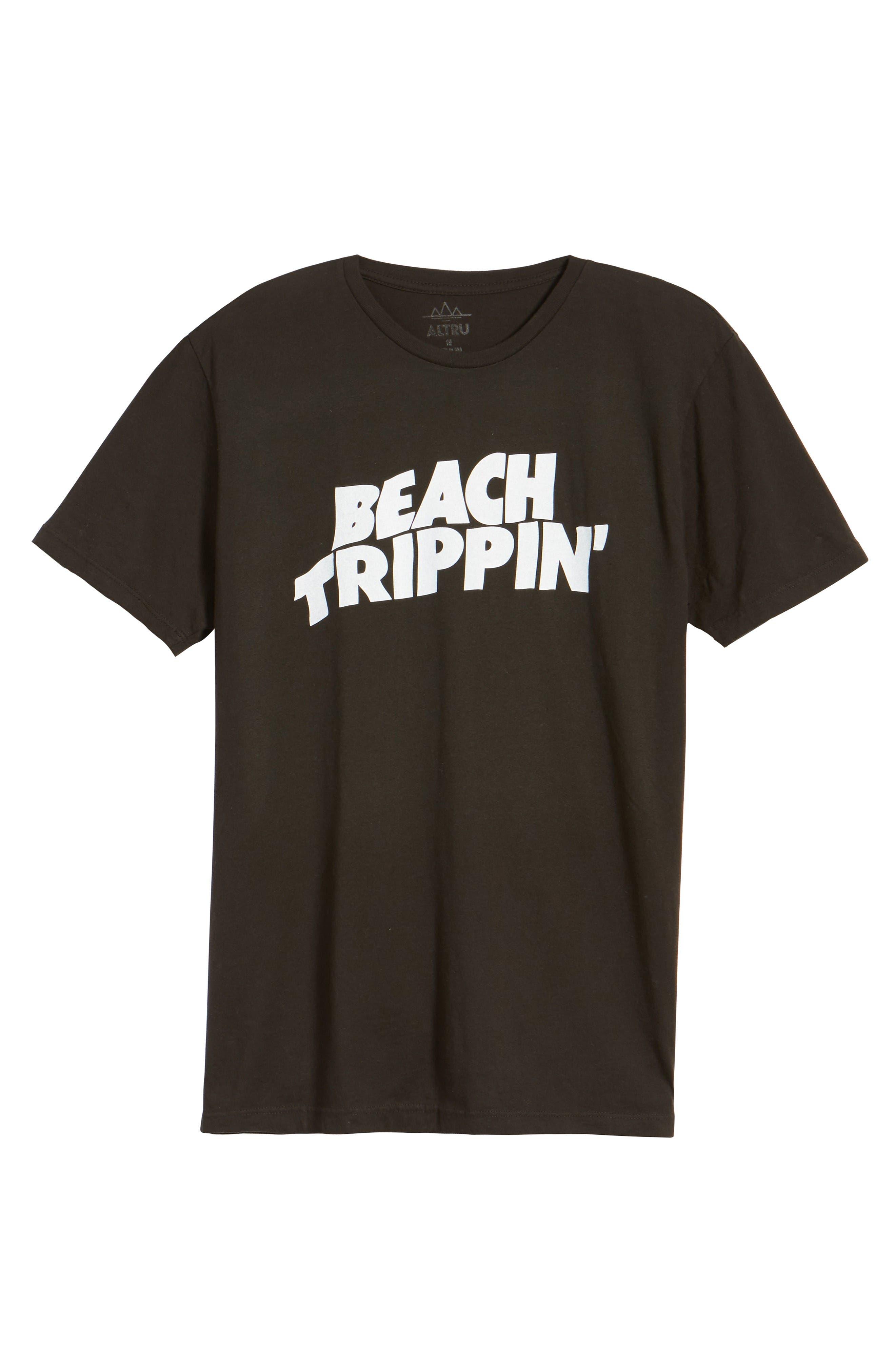 Alternate Image 6  - Altru Beach Trippin' Graphic T-Shirt