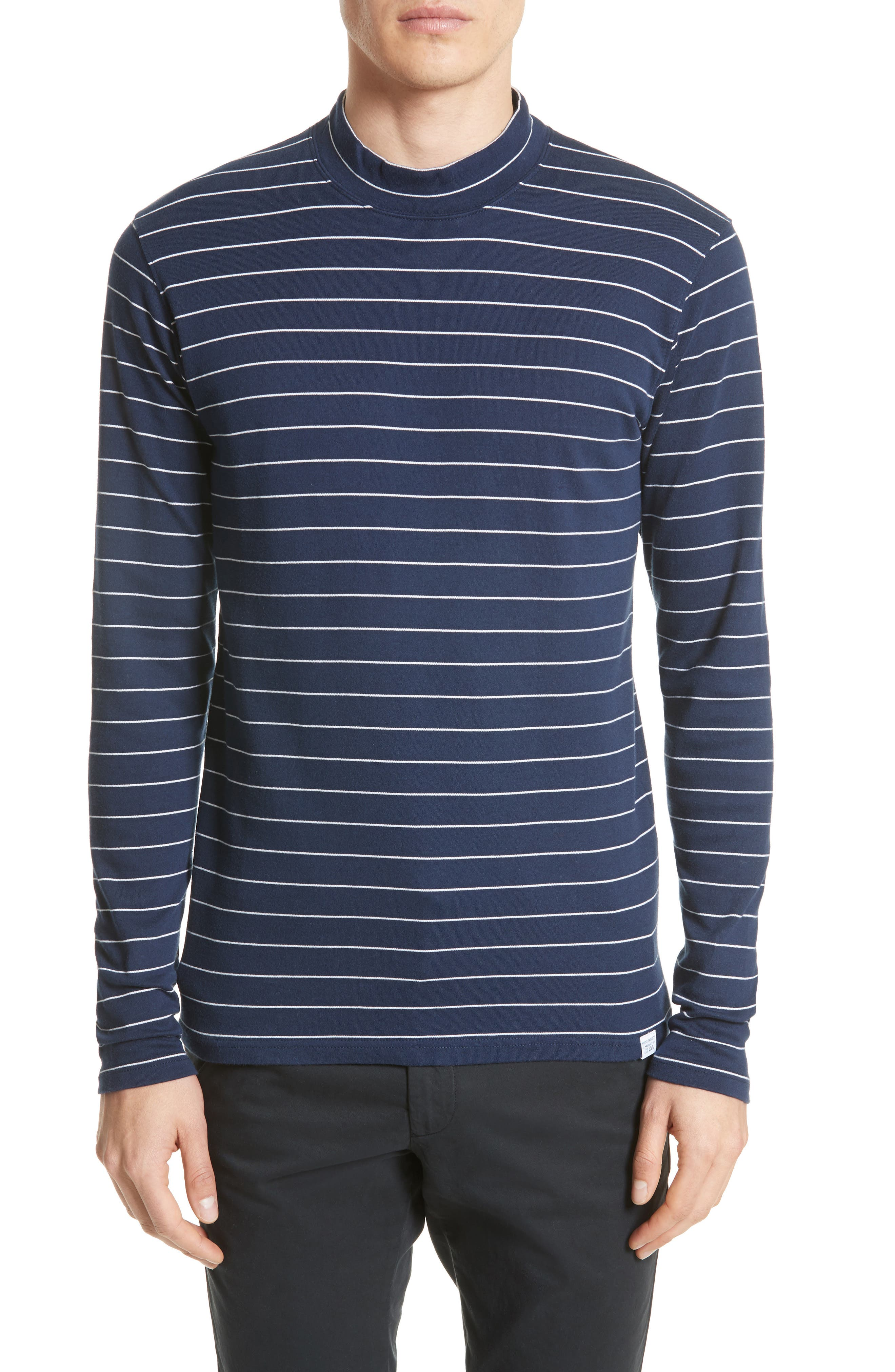 Main Image - Norse Projects Harald Mock Neck T-Shirt