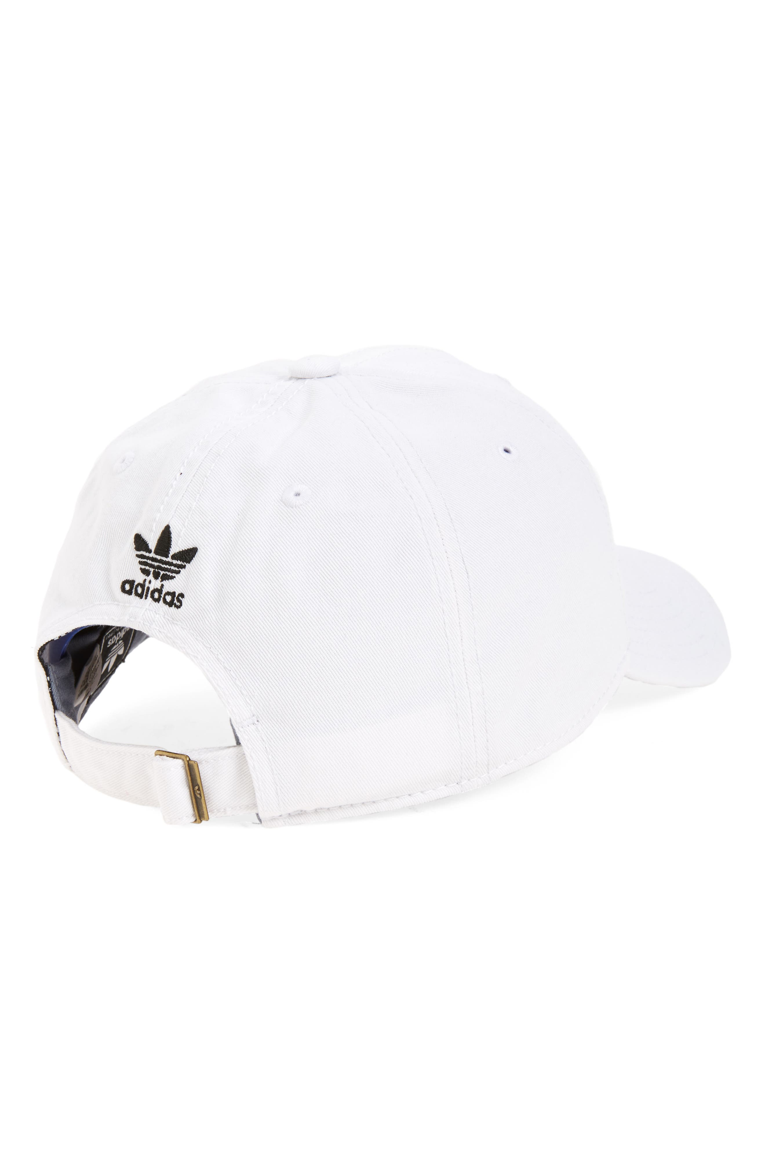 Alternate Image 2  - adidas Originals Relaxed Baseball Cap