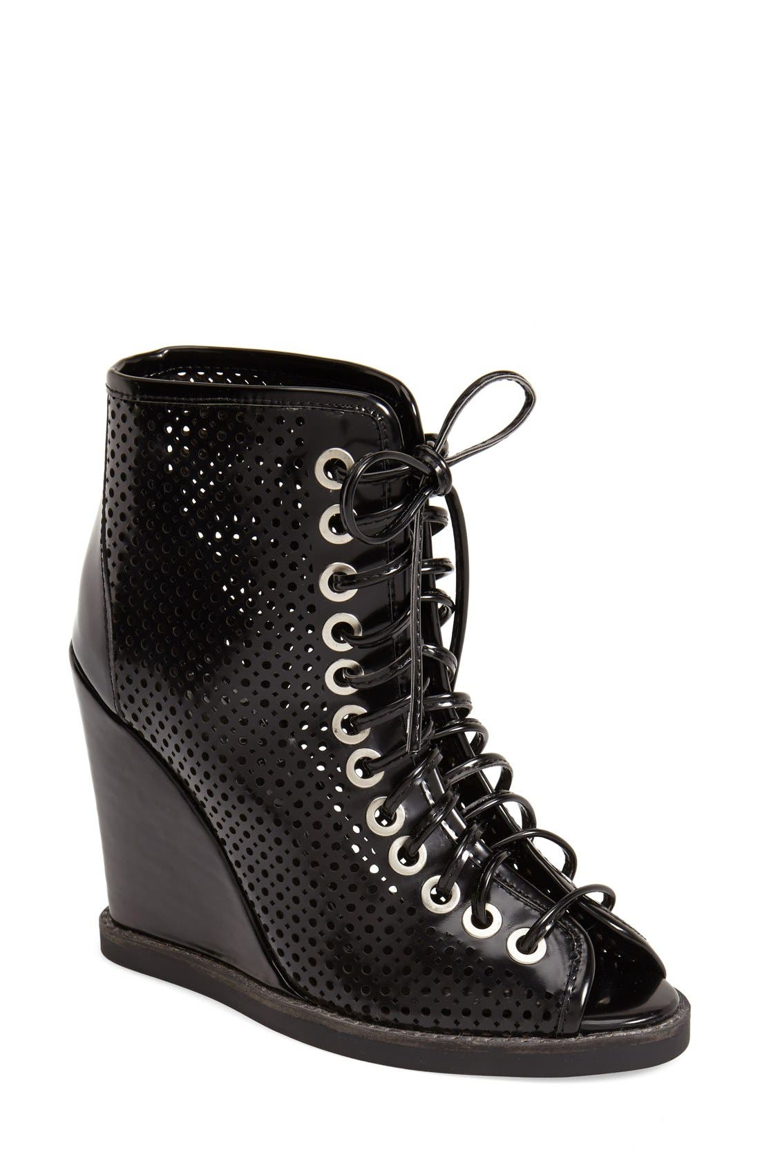 Alternate Image 1 Selected - Jeffrey Campbell 'Adelicia' Ankle Boot (Women)