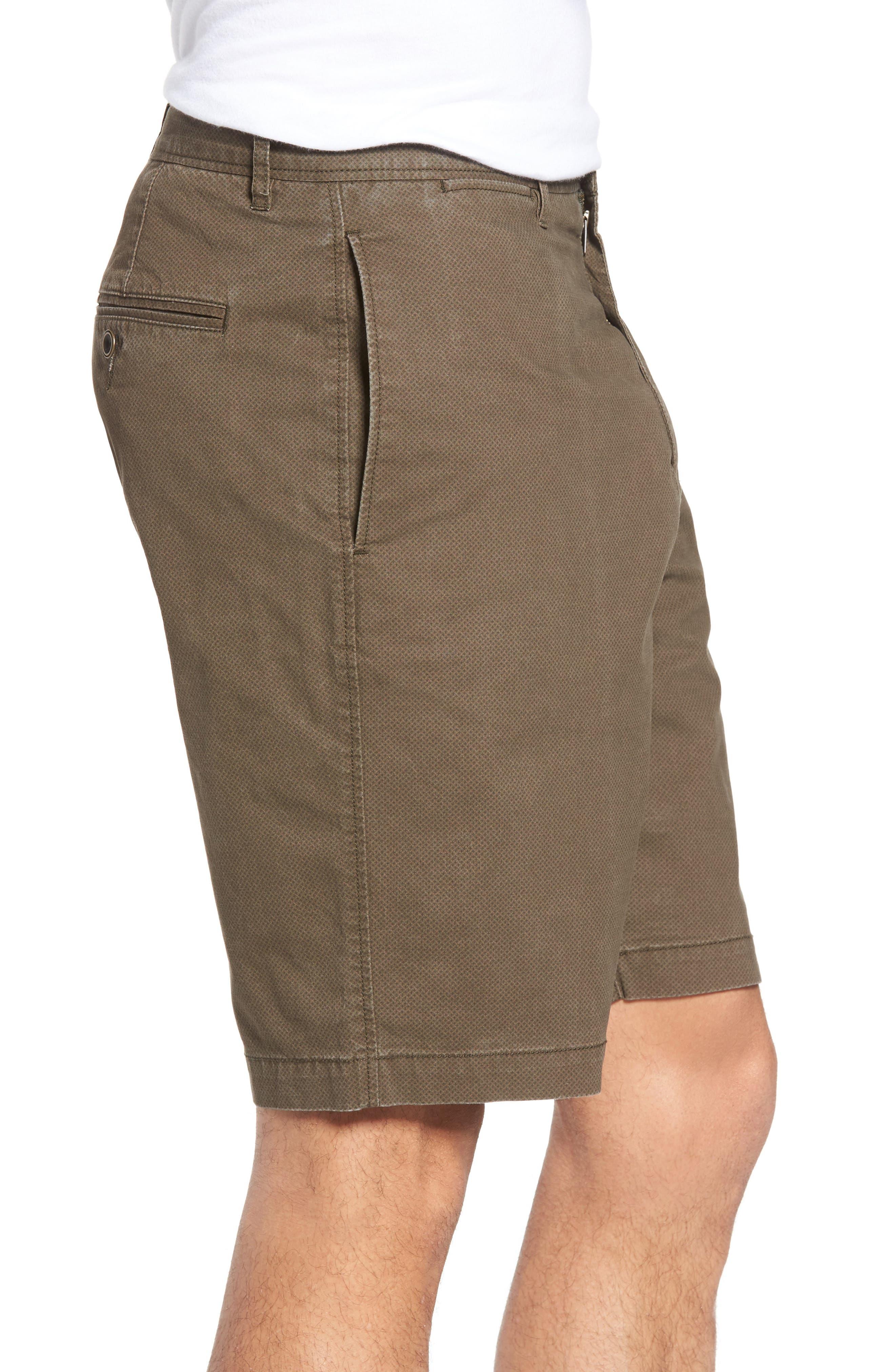 Benneydale Shorts,                             Alternate thumbnail 3, color,                             Olive