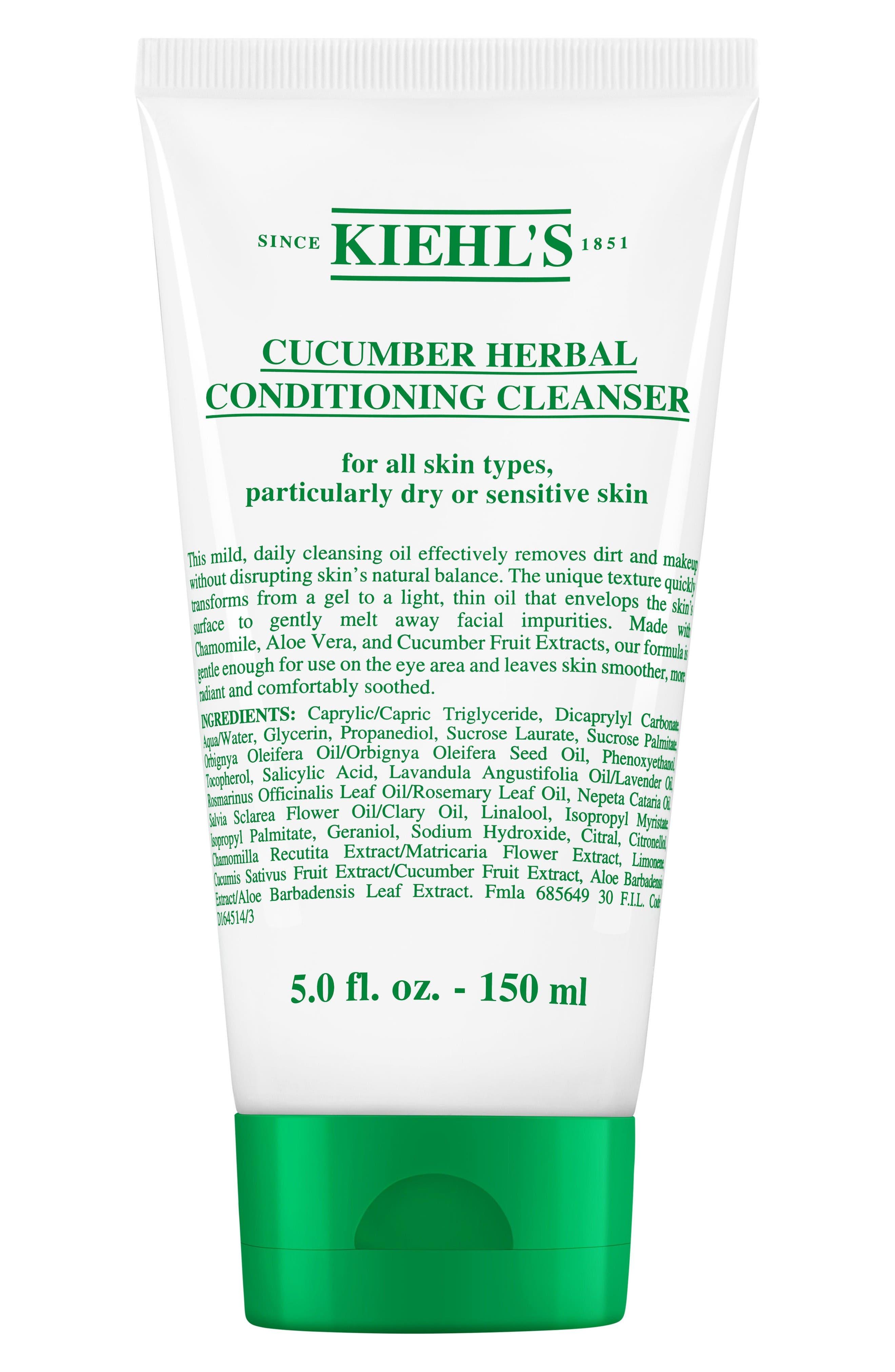 Kiehl's Since 1851 Cucumber Herbal Cleanser
