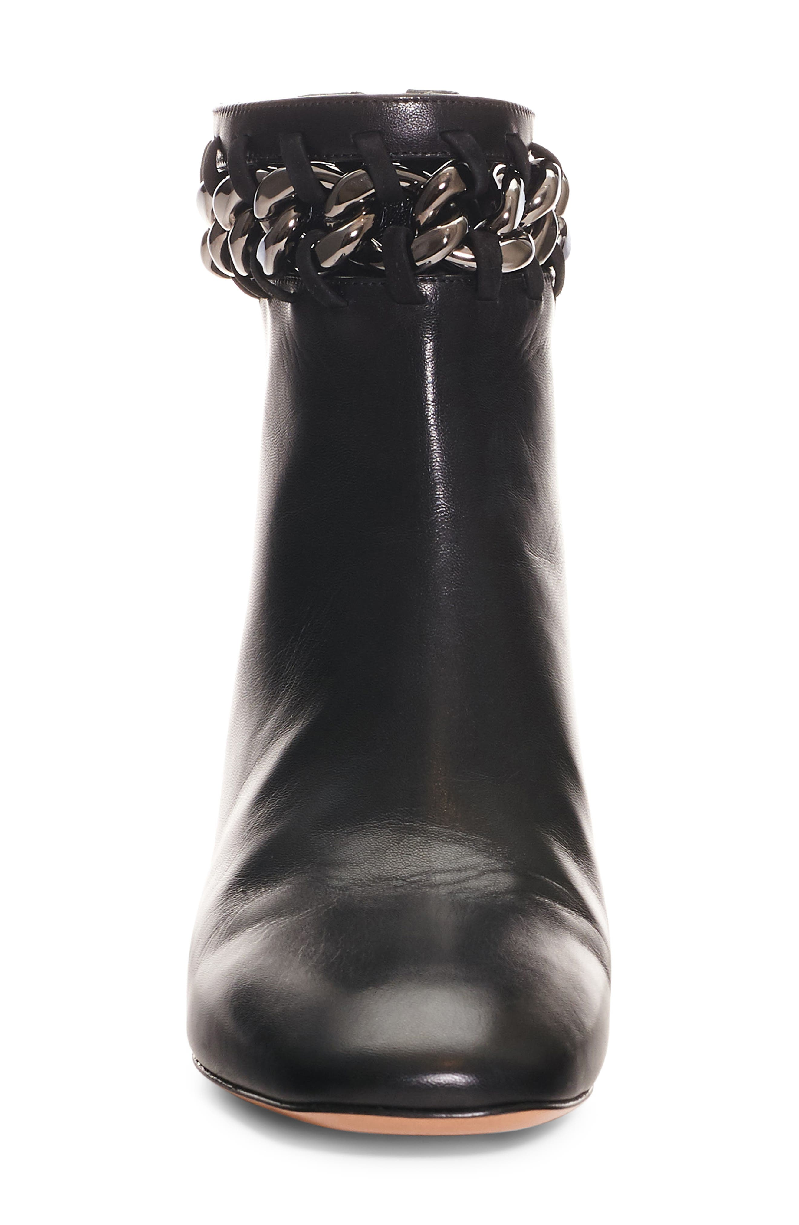 Alternate Image 3  - VALENTINO GARAVANI Chain Woven Bootie (Women)
