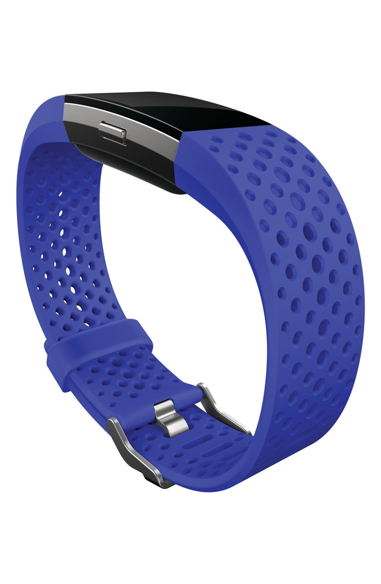 Charge 2 Sport Accessory Band,                             Alternate thumbnail 2, color,                             Cobalt