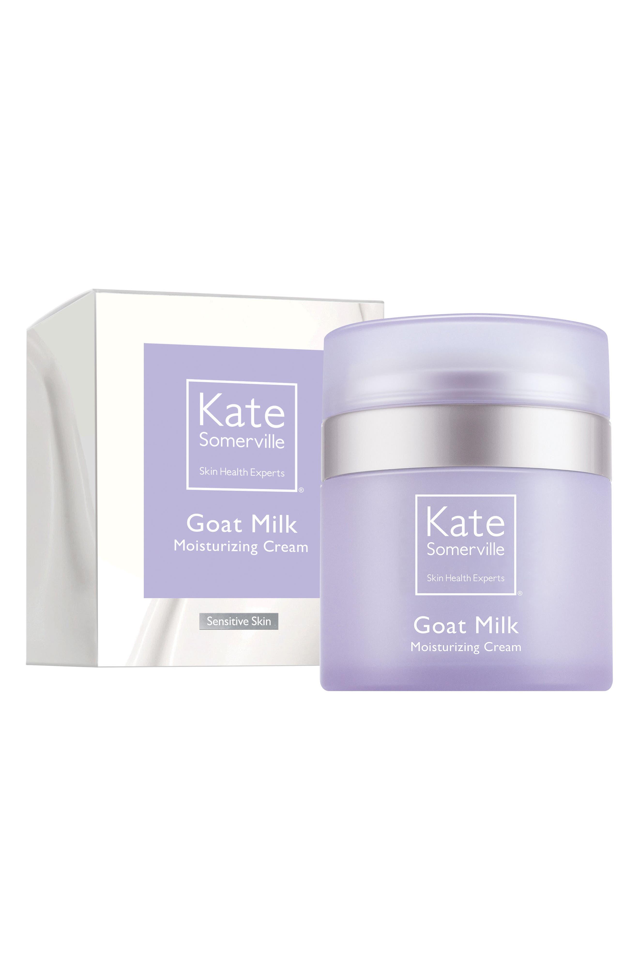 Alternate Image 3  - Kate Somerville® Goat Milk Moisturizing Cream