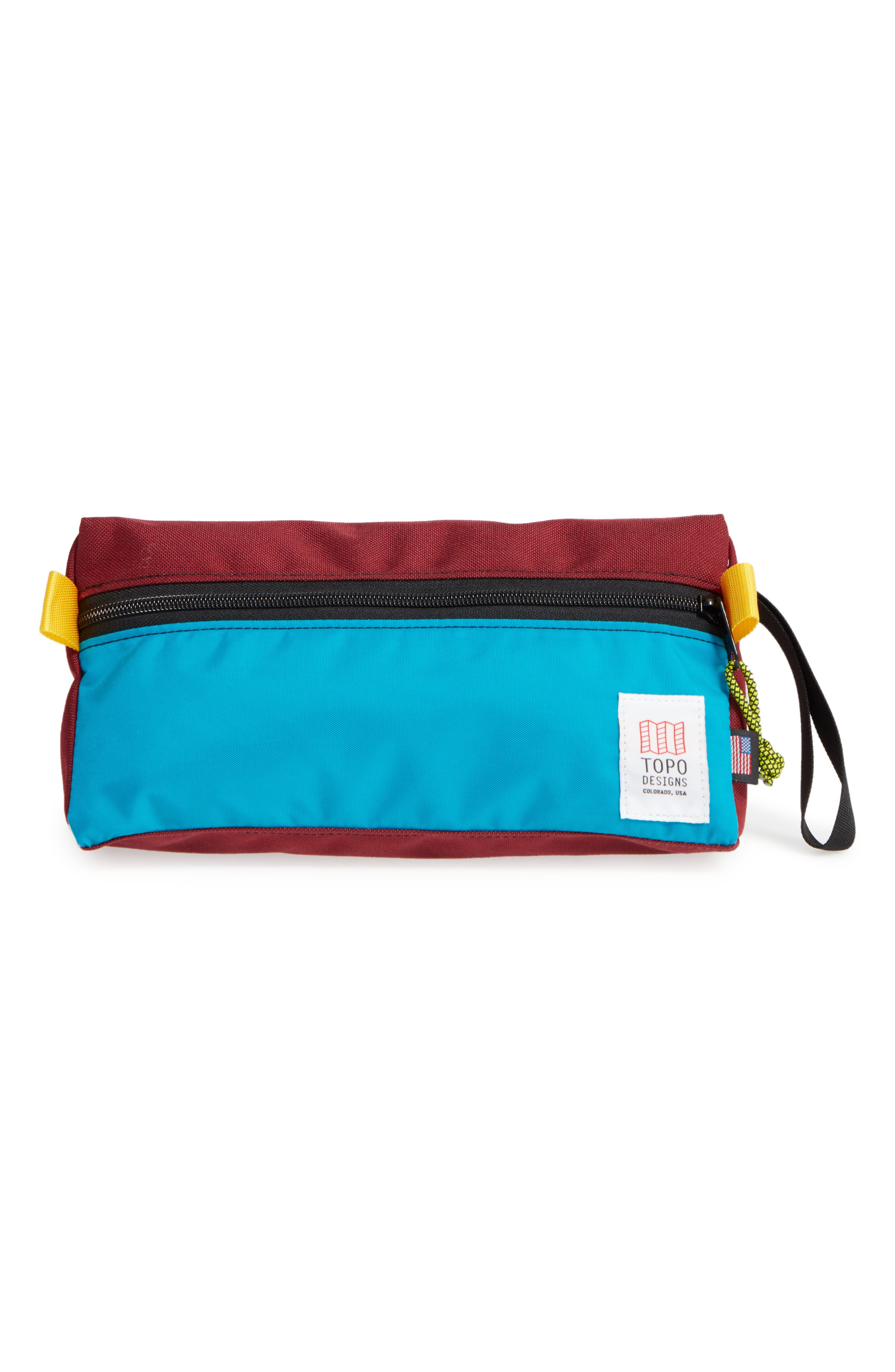 Dopp Kit,                         Main,                         color, Turquoise