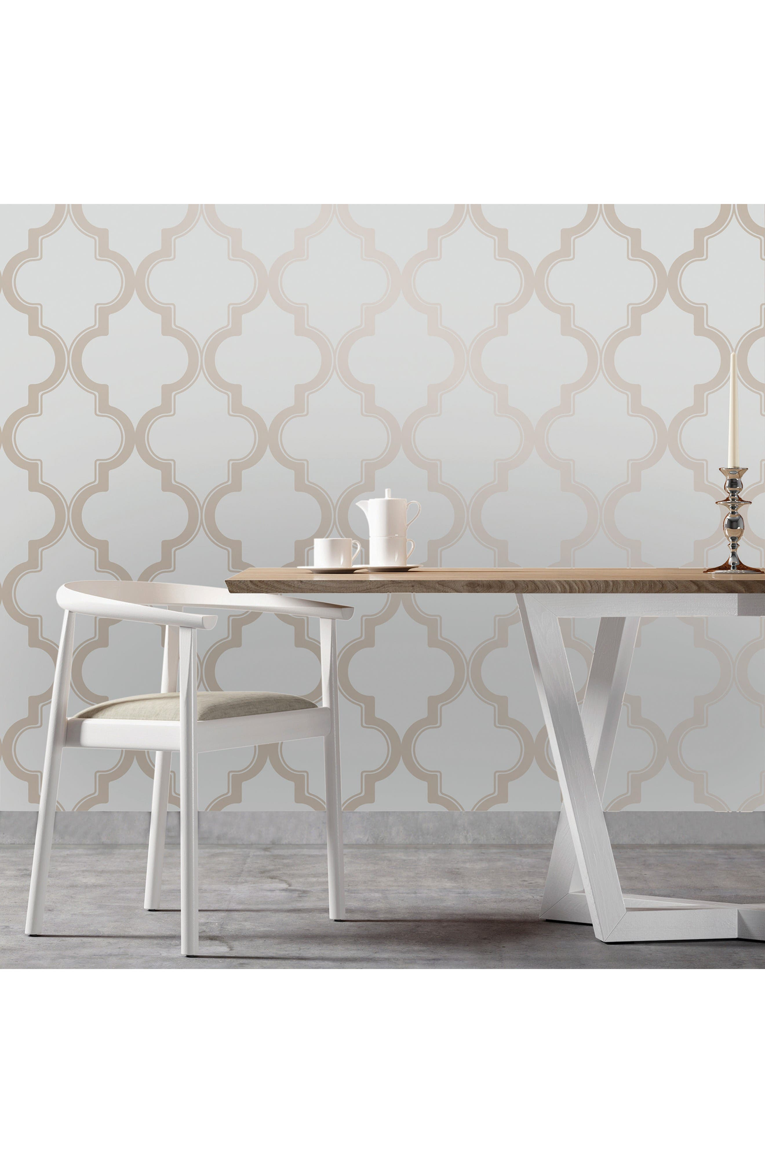 Alternate Image 2  - Tempaper Marrakesh Self-Adhesive Vinyl Wallpaper
