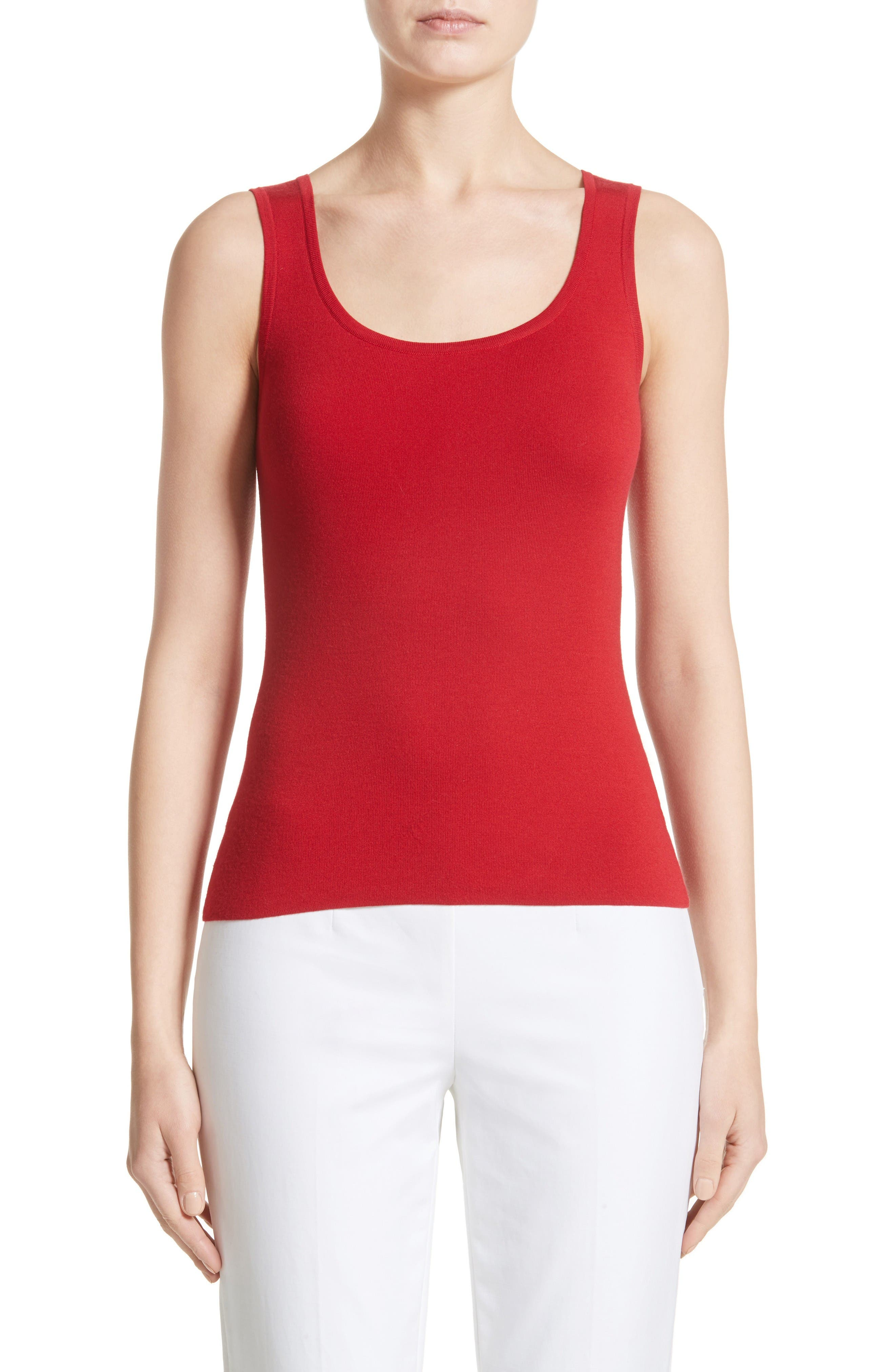 Michael Kors Super Cashmere Shell