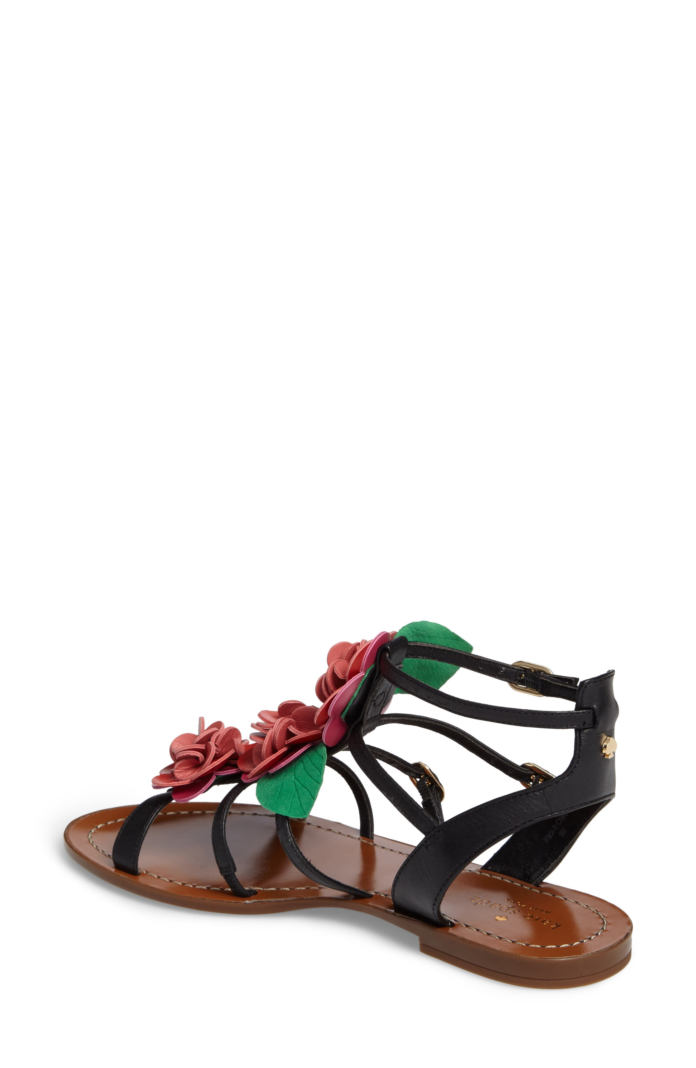 Alternate Image 2  - kate spade new york columbus flat sandal (Women)