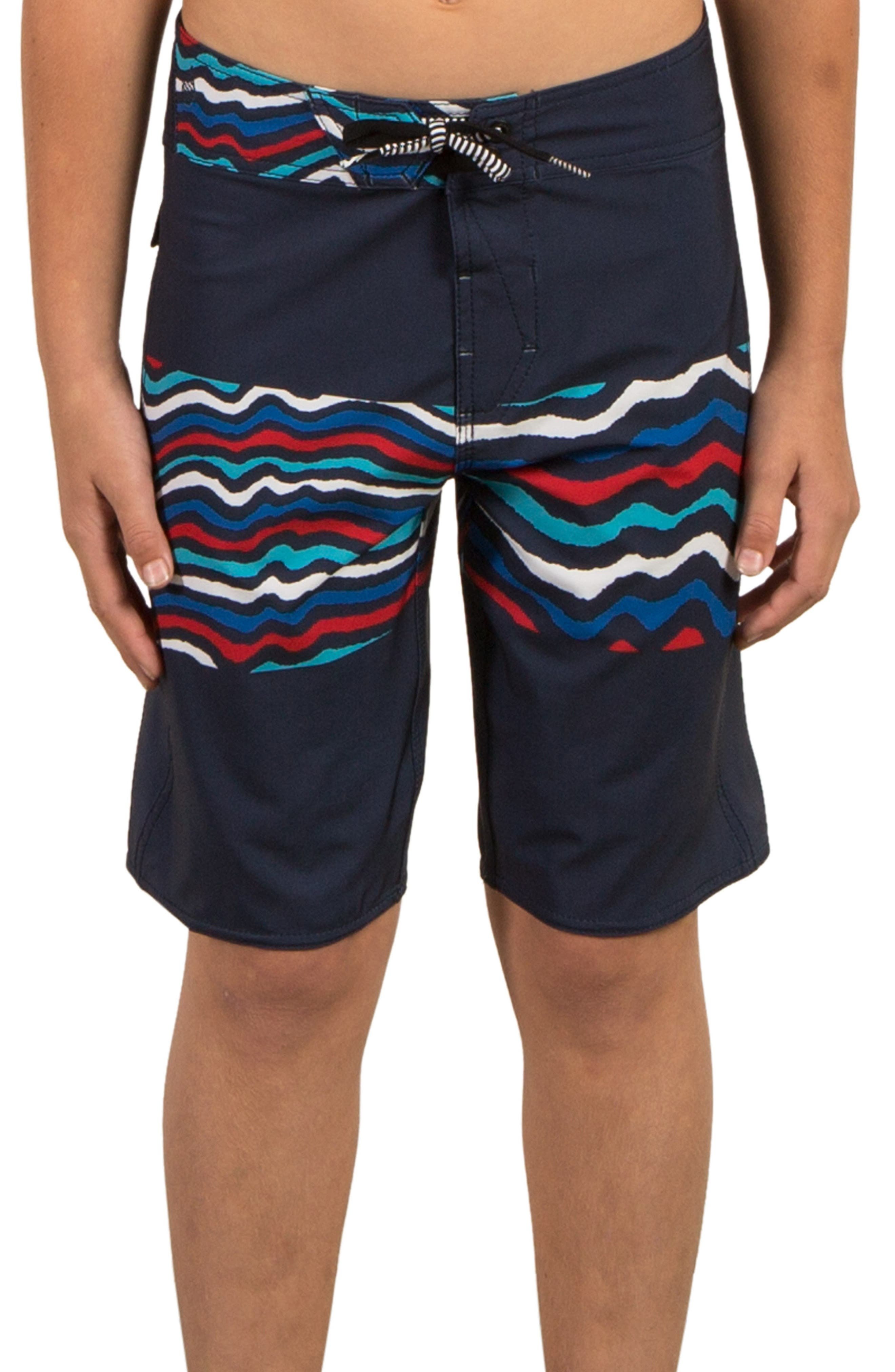 Volcom Macaw Mod Board Shorts (Big Boys)