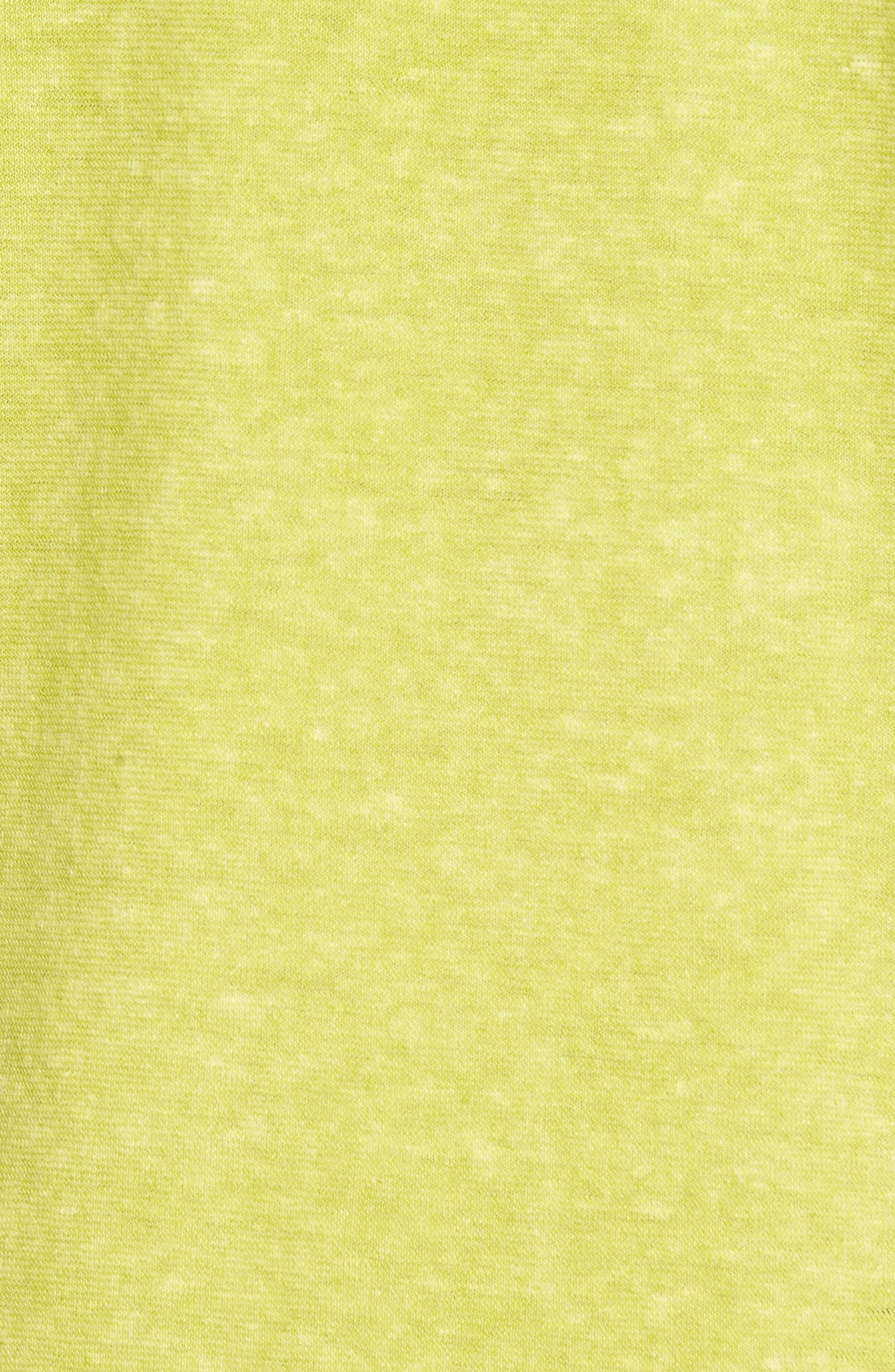 Camura T-Shirt,                             Alternate thumbnail 5, color,                             Olive Leaf