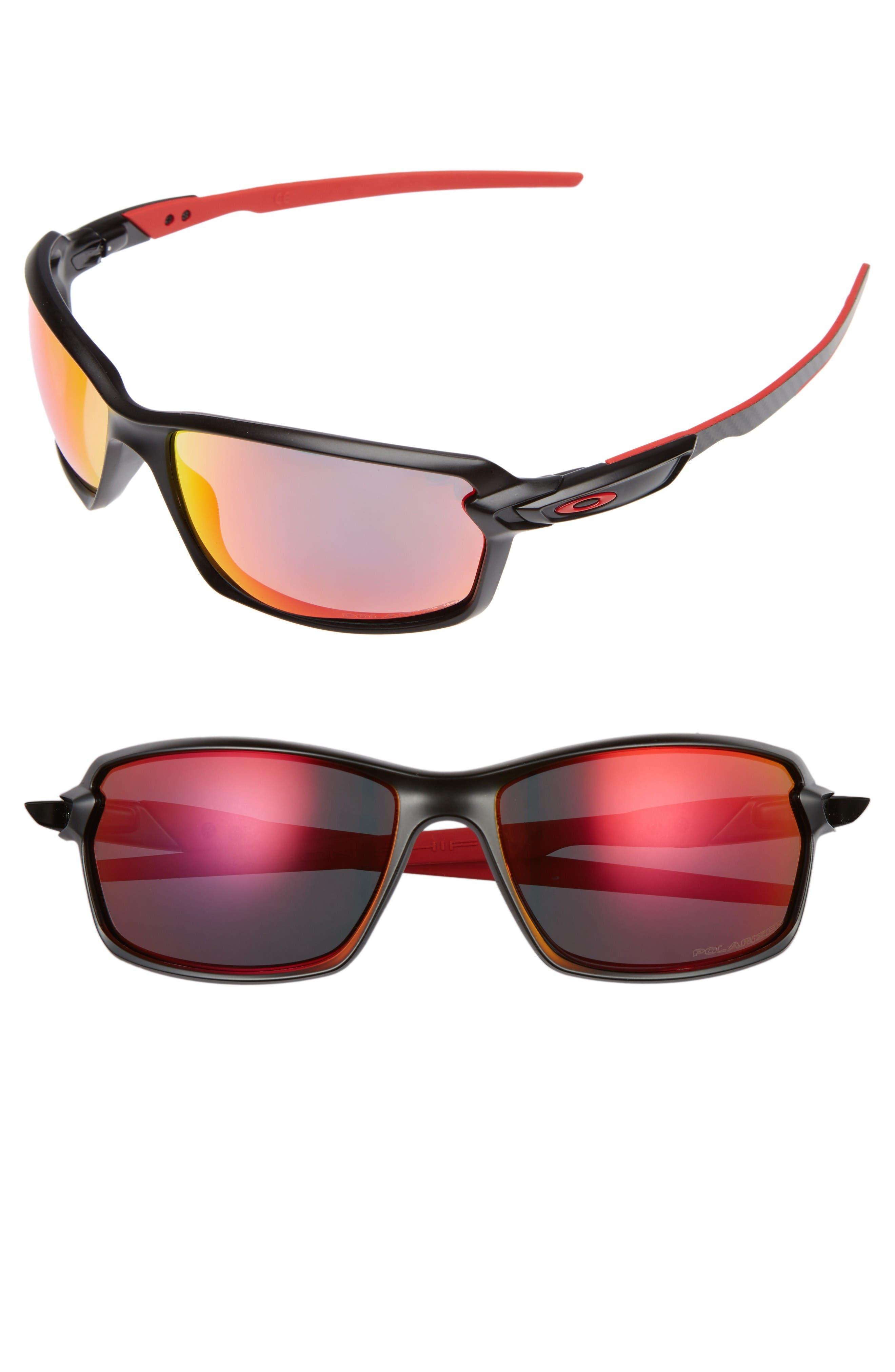 Oakley Carbon Shift 62mm Polarized Sunglasses