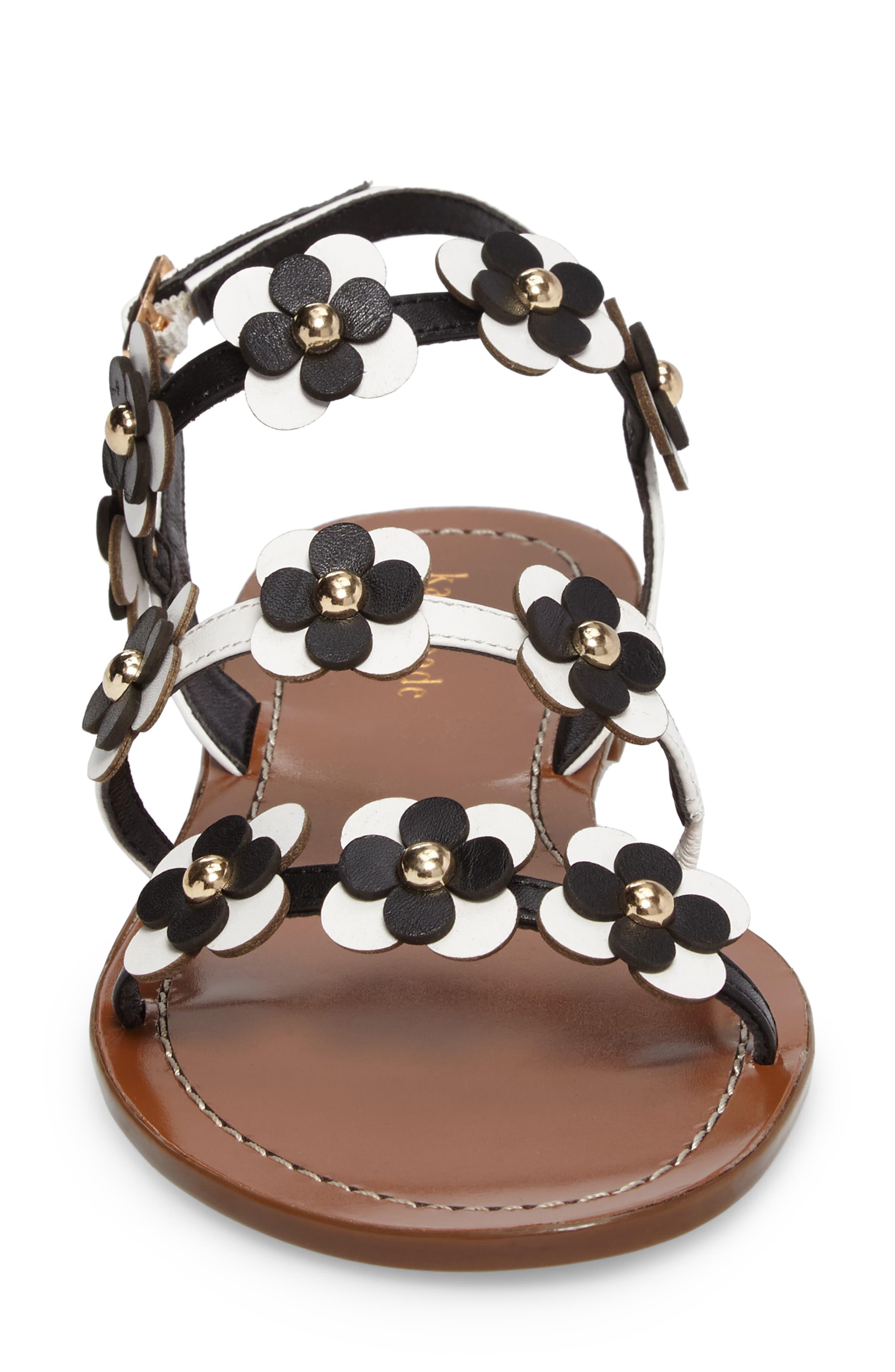 Alternate Image 4  - kate spade new york colorado flowered sandal (Women)