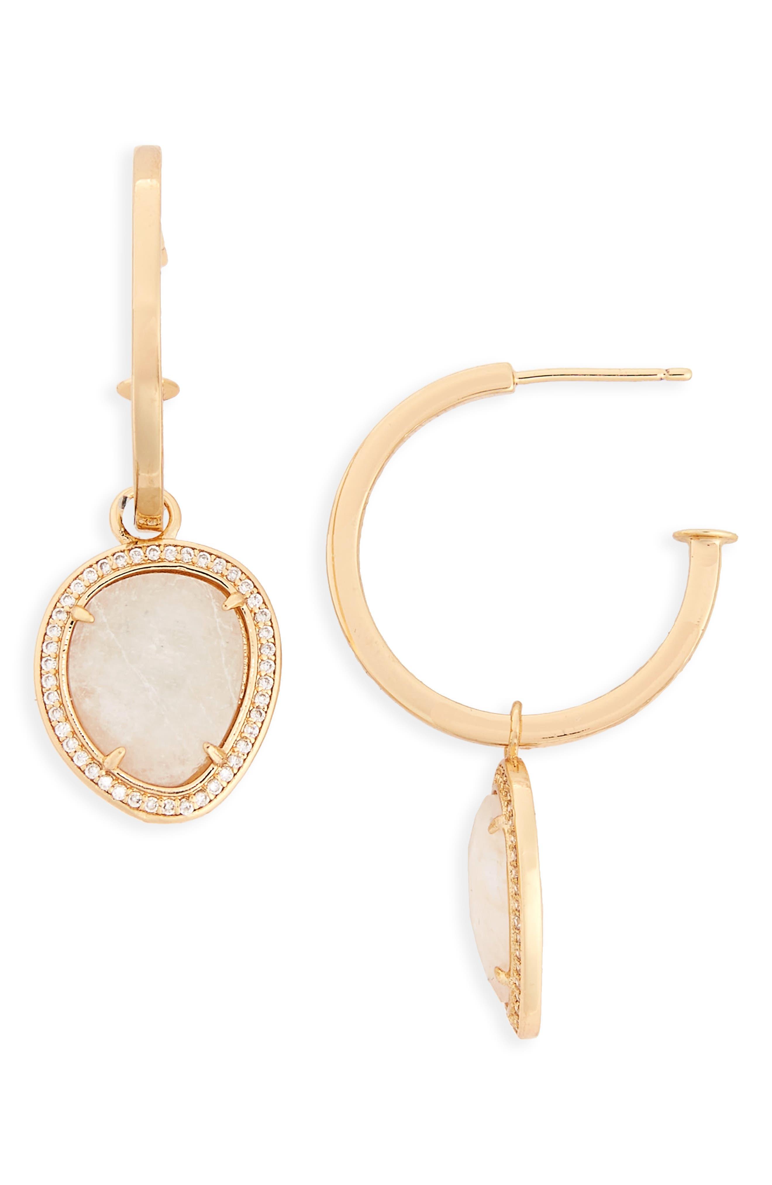 MELANIE AULD Drop Earrings