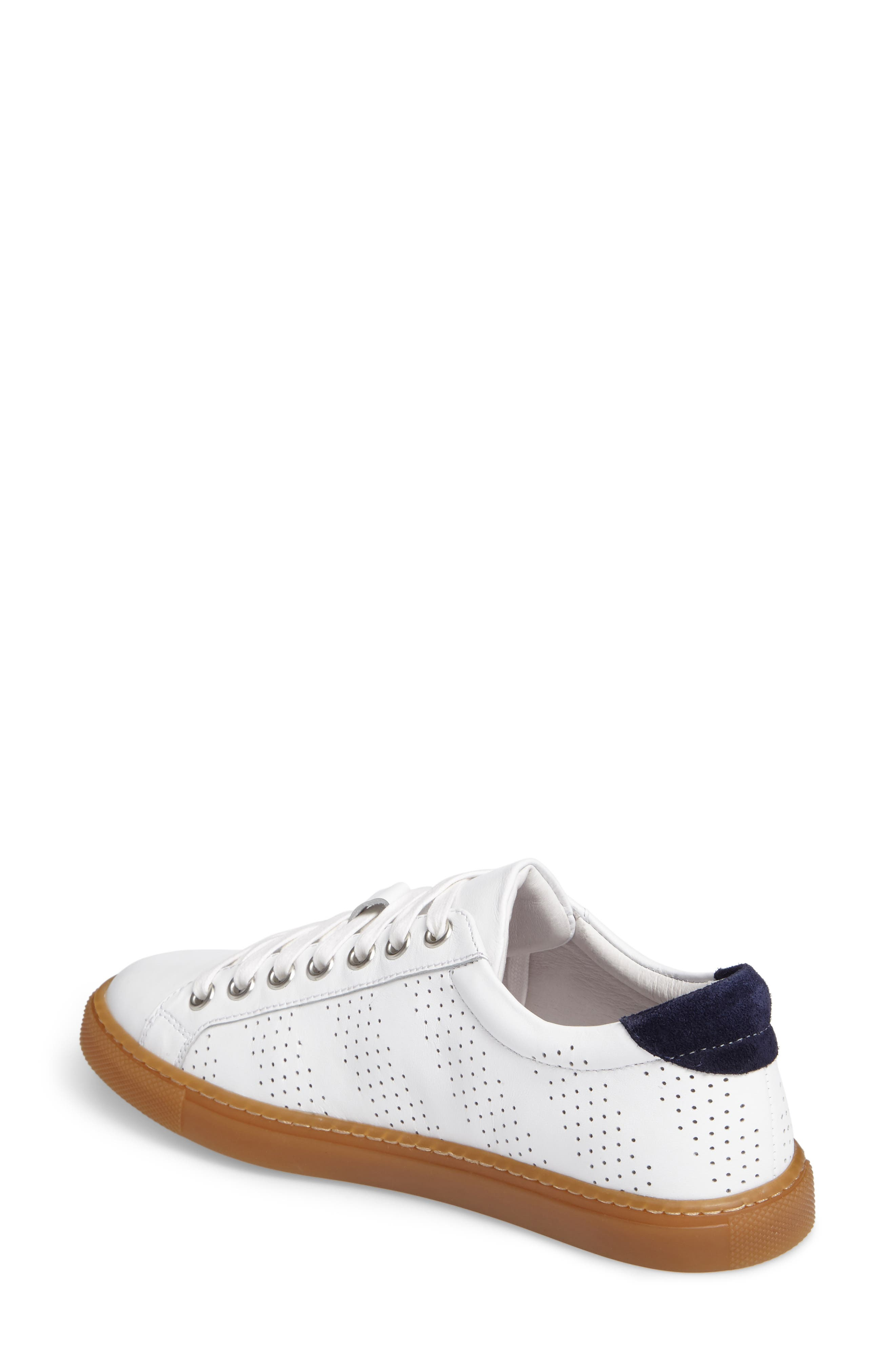 Alternate Image 2  - Treasure & Bond Merrick Perforated Sneaker (Women)