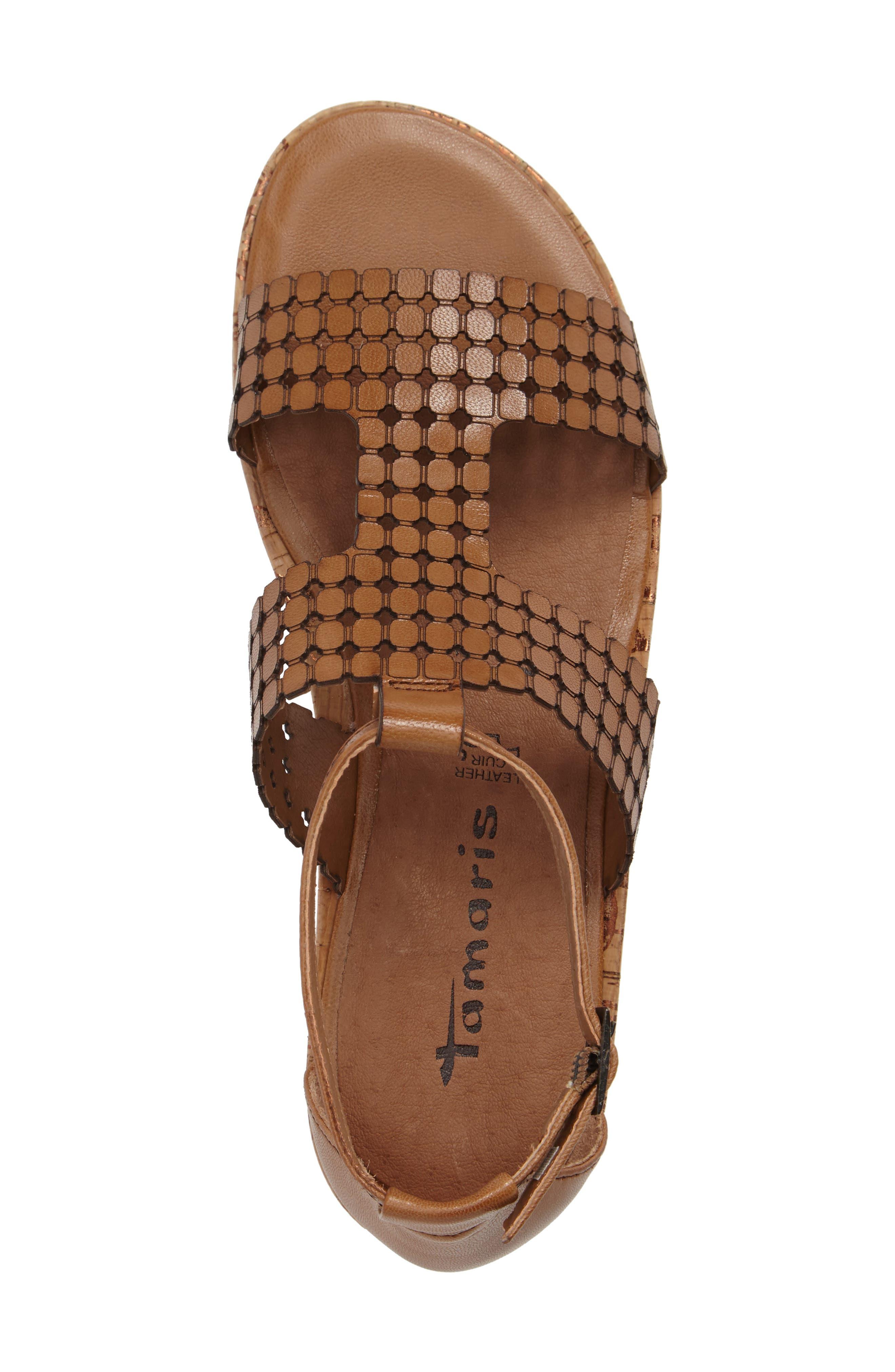 Alternate Image 4  - Tamaris Siri T-Strap Sandal (Women)