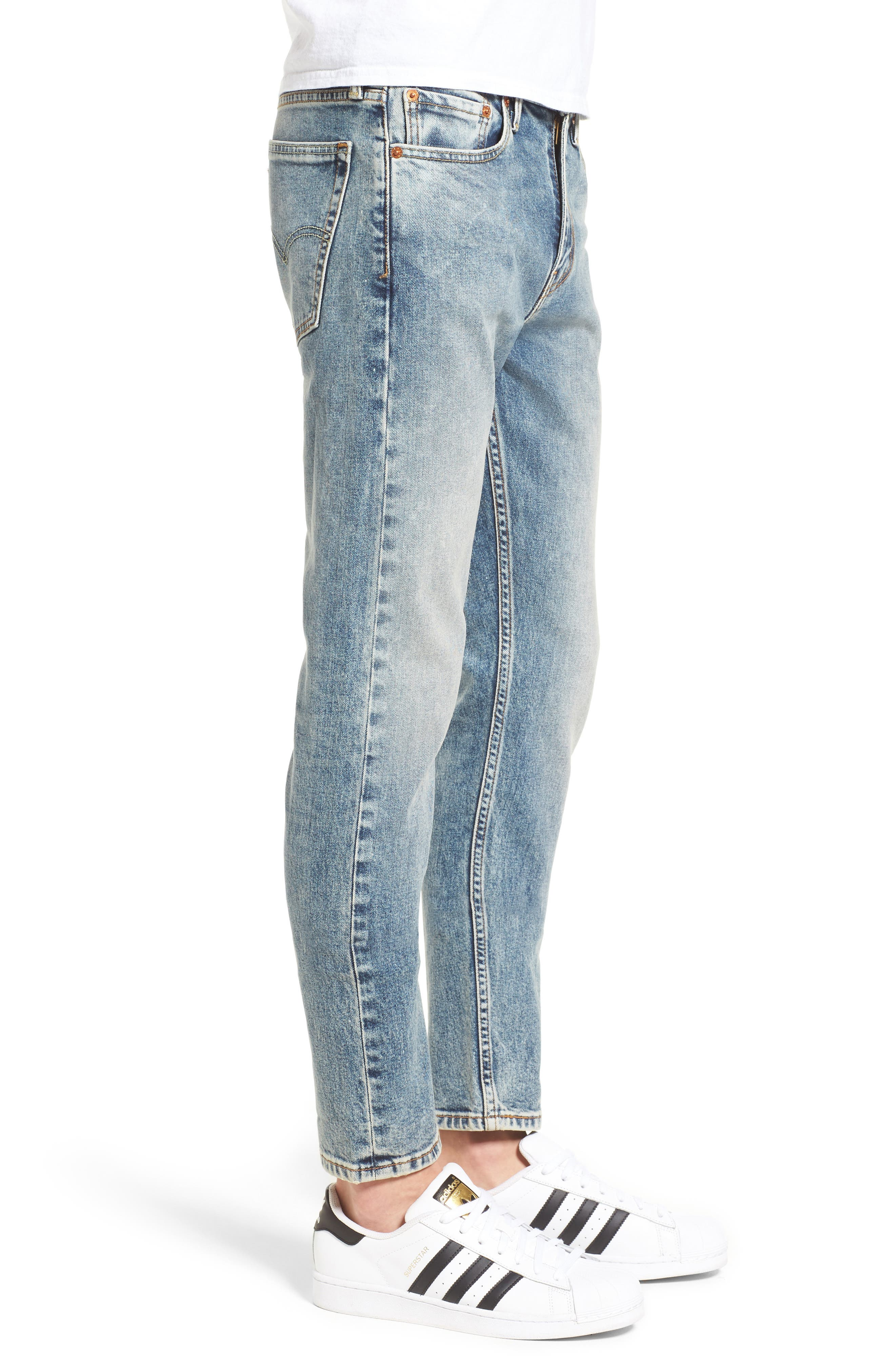 Alternate Image 3  - Levi's® 510™ Skinny Fit Jeans (Hit the Lights)