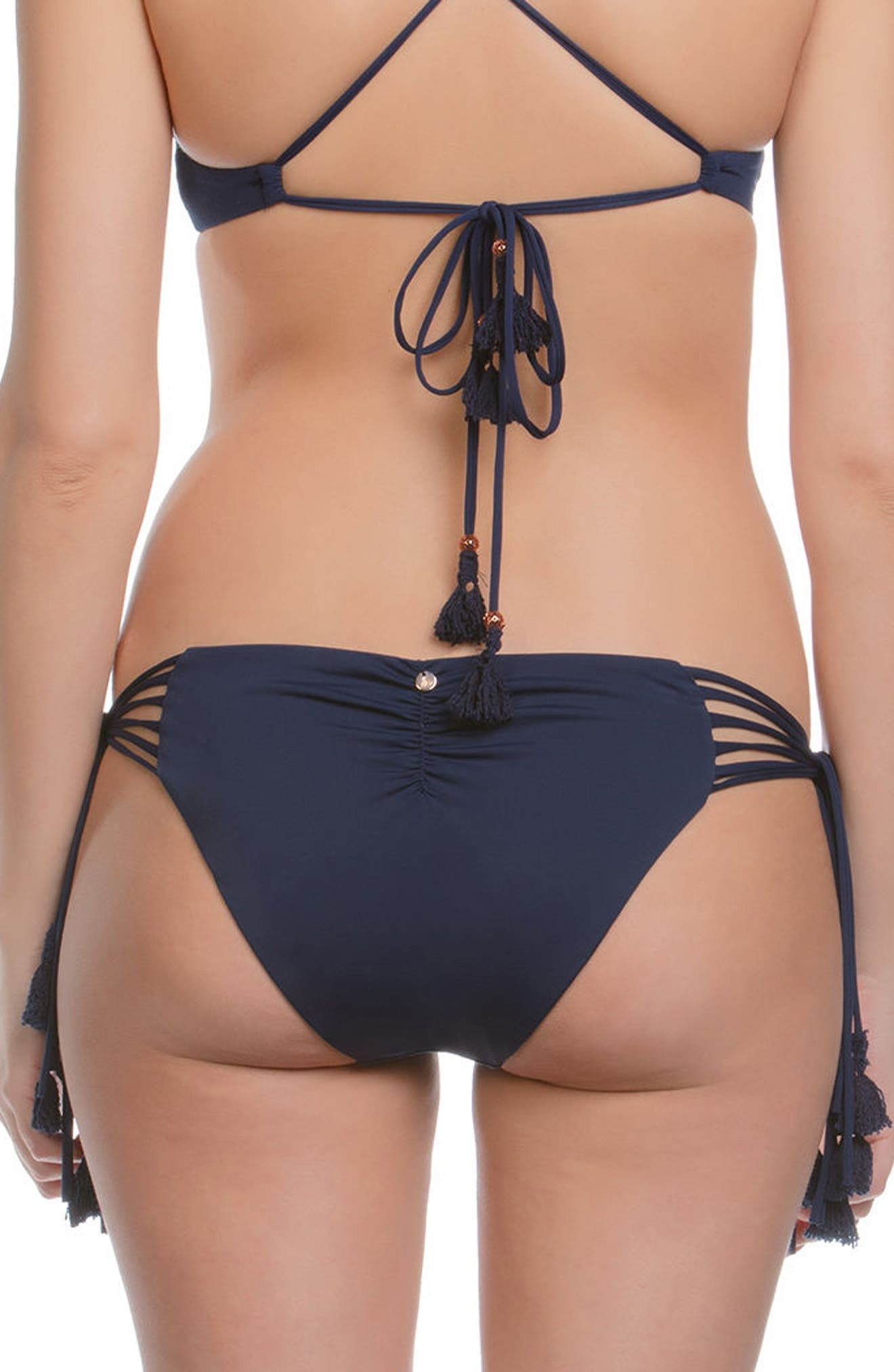 ALE BY ALESSANDRA Anja Tie Side Bikini Bottoms