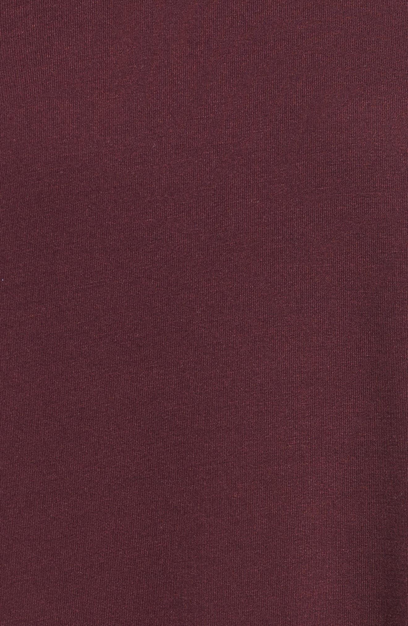 Alternate Image 5  - Caslon® High/Low Tunic (Regular & Petite)