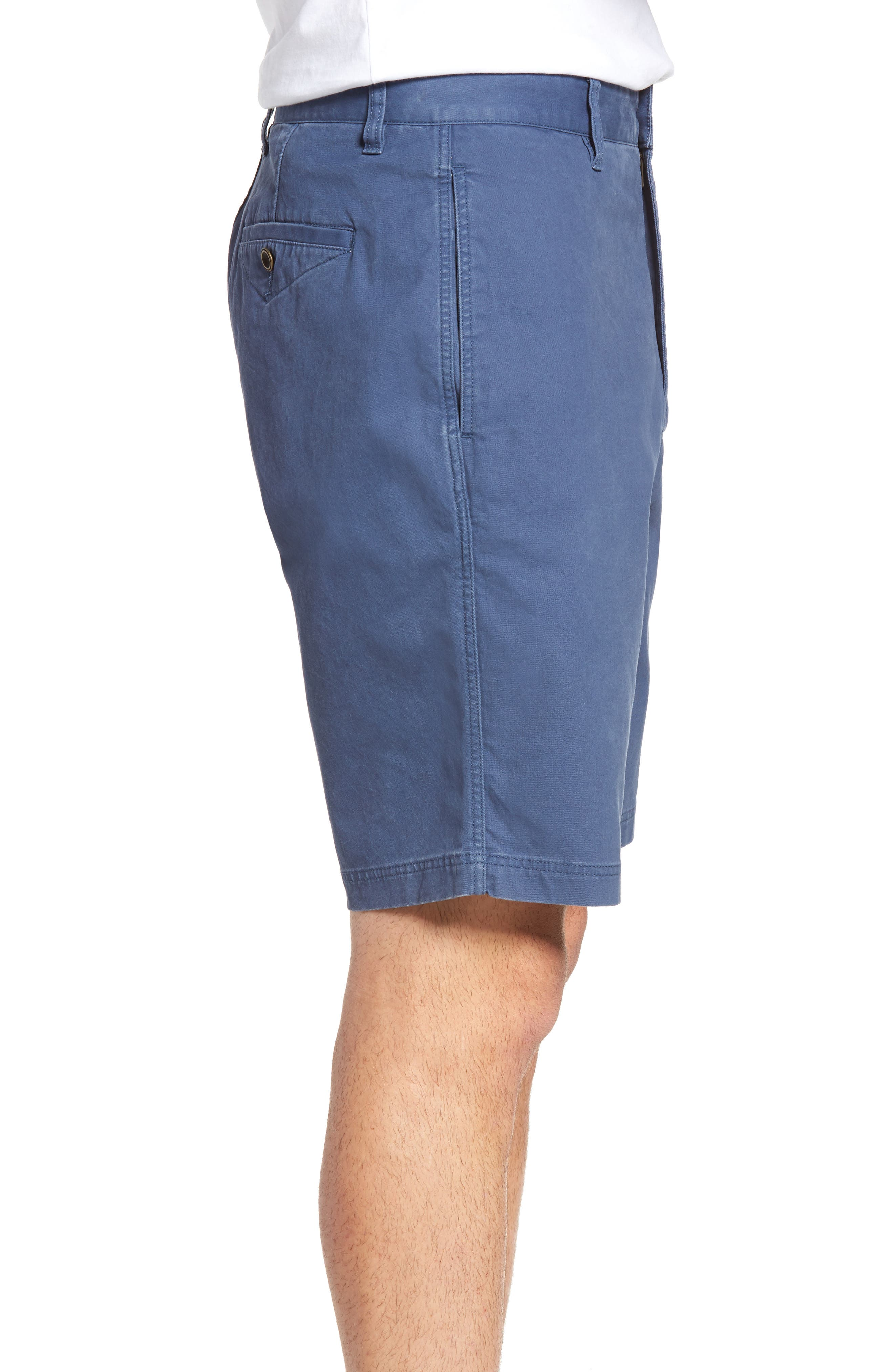 Glenburn Shorts,                             Alternate thumbnail 3, color,                             Indigo