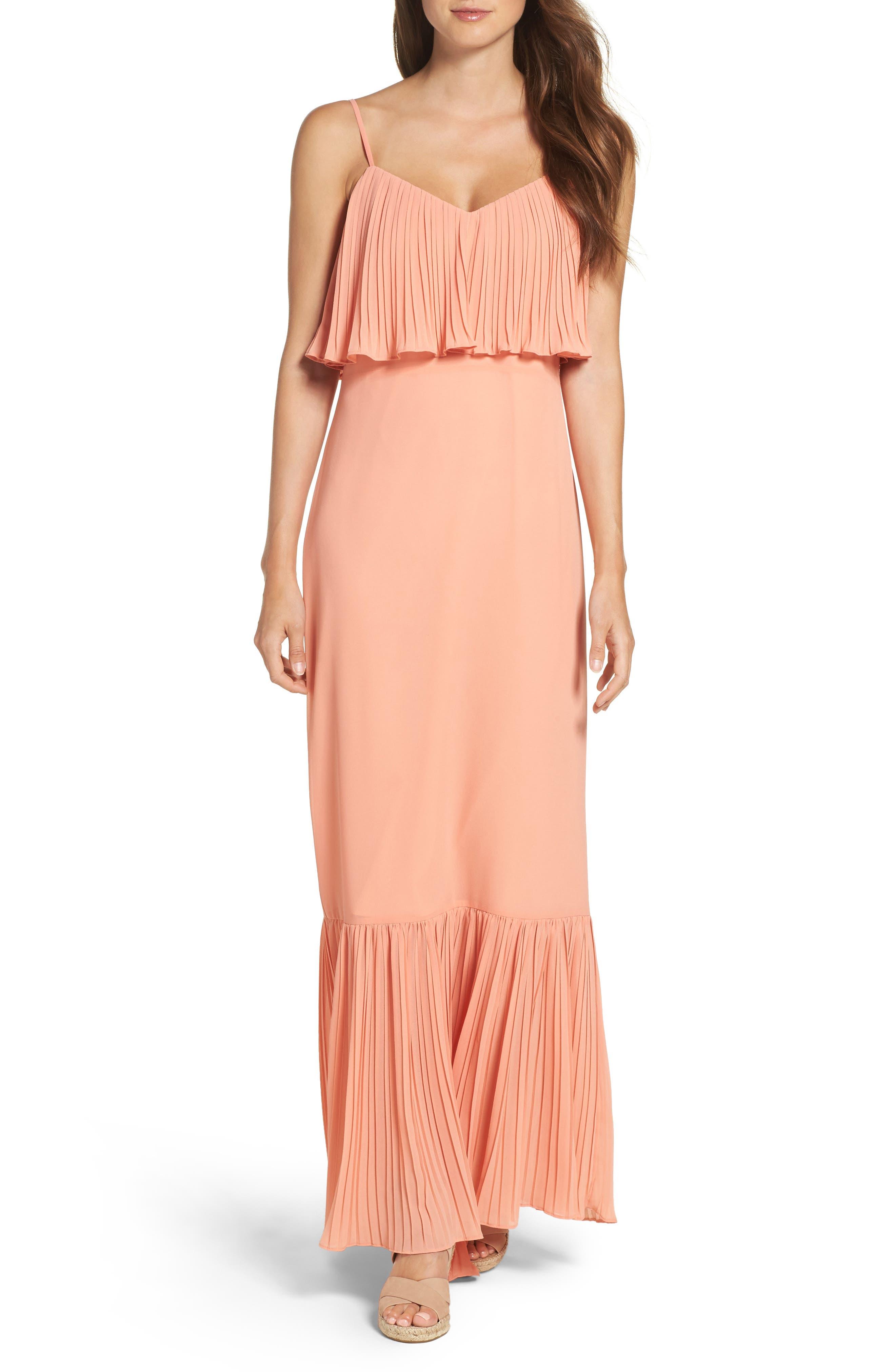Main Image - Ali & Jay Moroccan Villa Maxi Dress