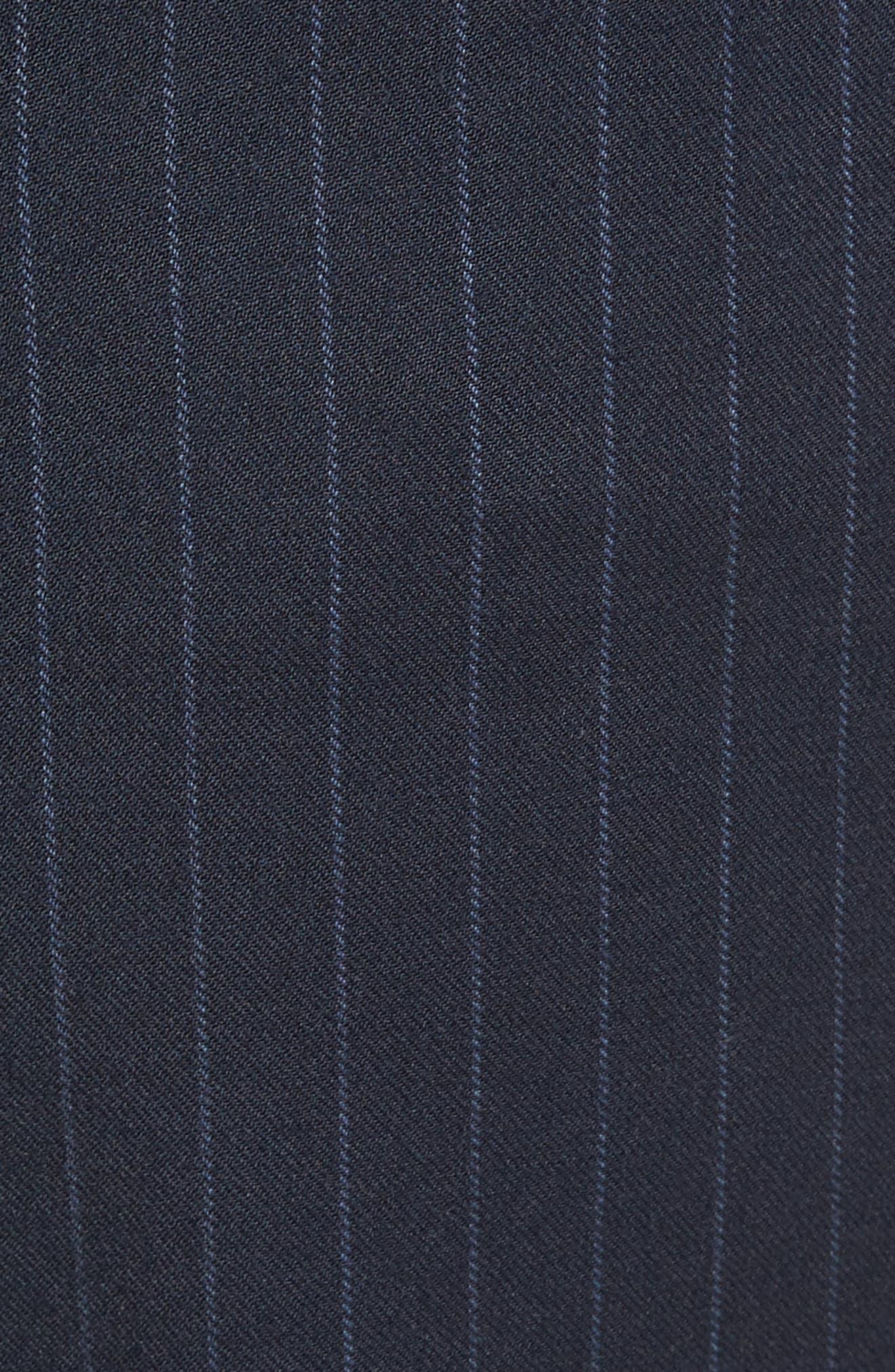 Delmont Bootcut Pants,                             Alternate thumbnail 6, color,                             Navy/ Cobalt