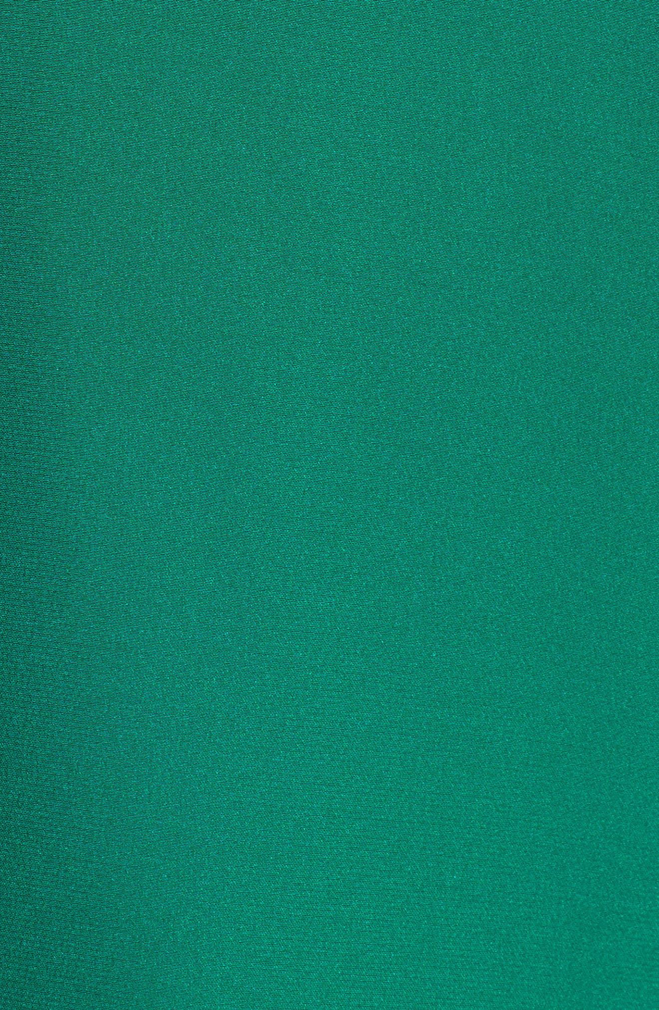 Alternate Image 5  - Cinq à Sept Mayer Silk Campshirt
