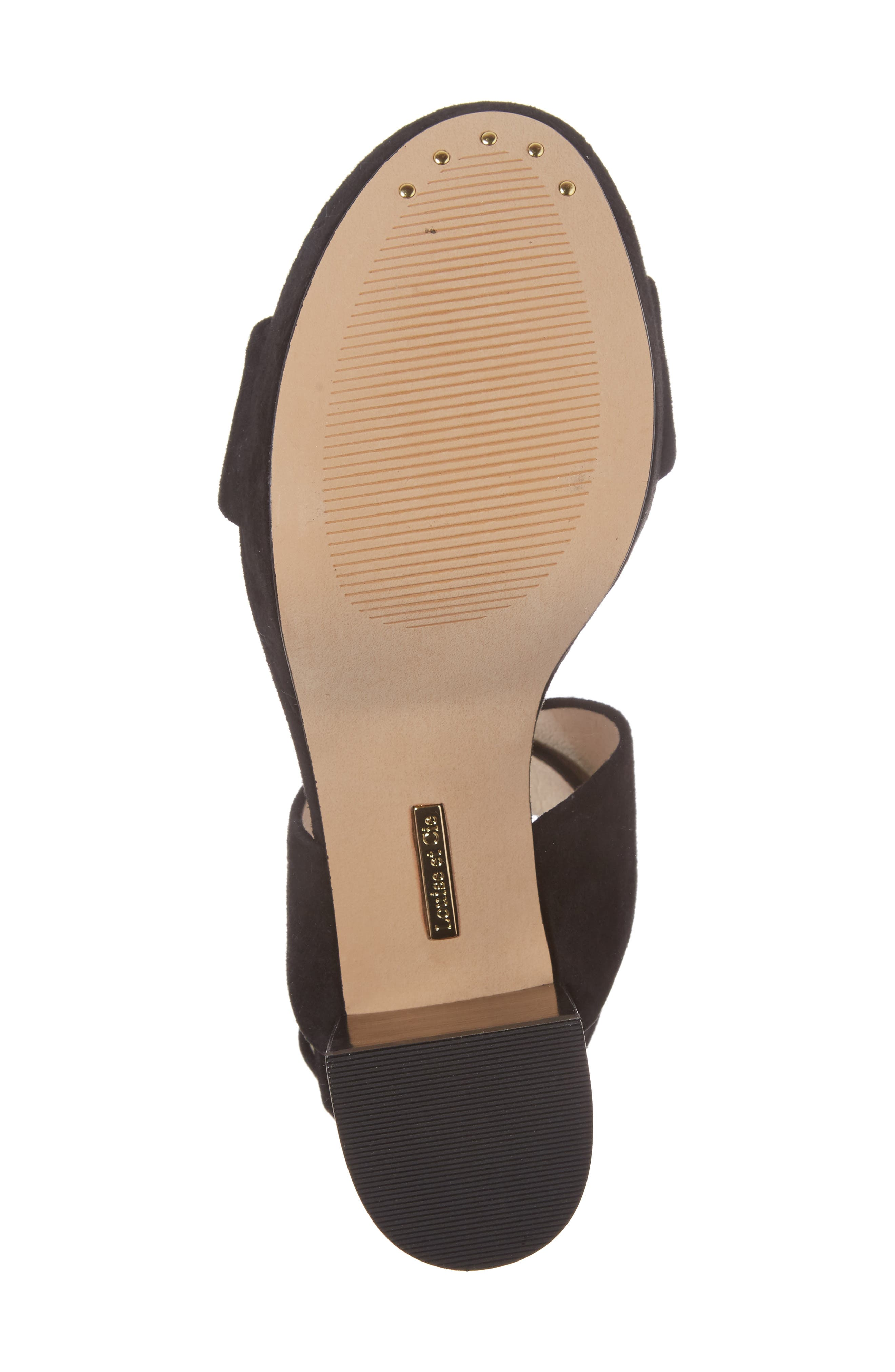 Alternate Image 6  - Louise et Cie Harmony Block Heel Sandal (Women)
