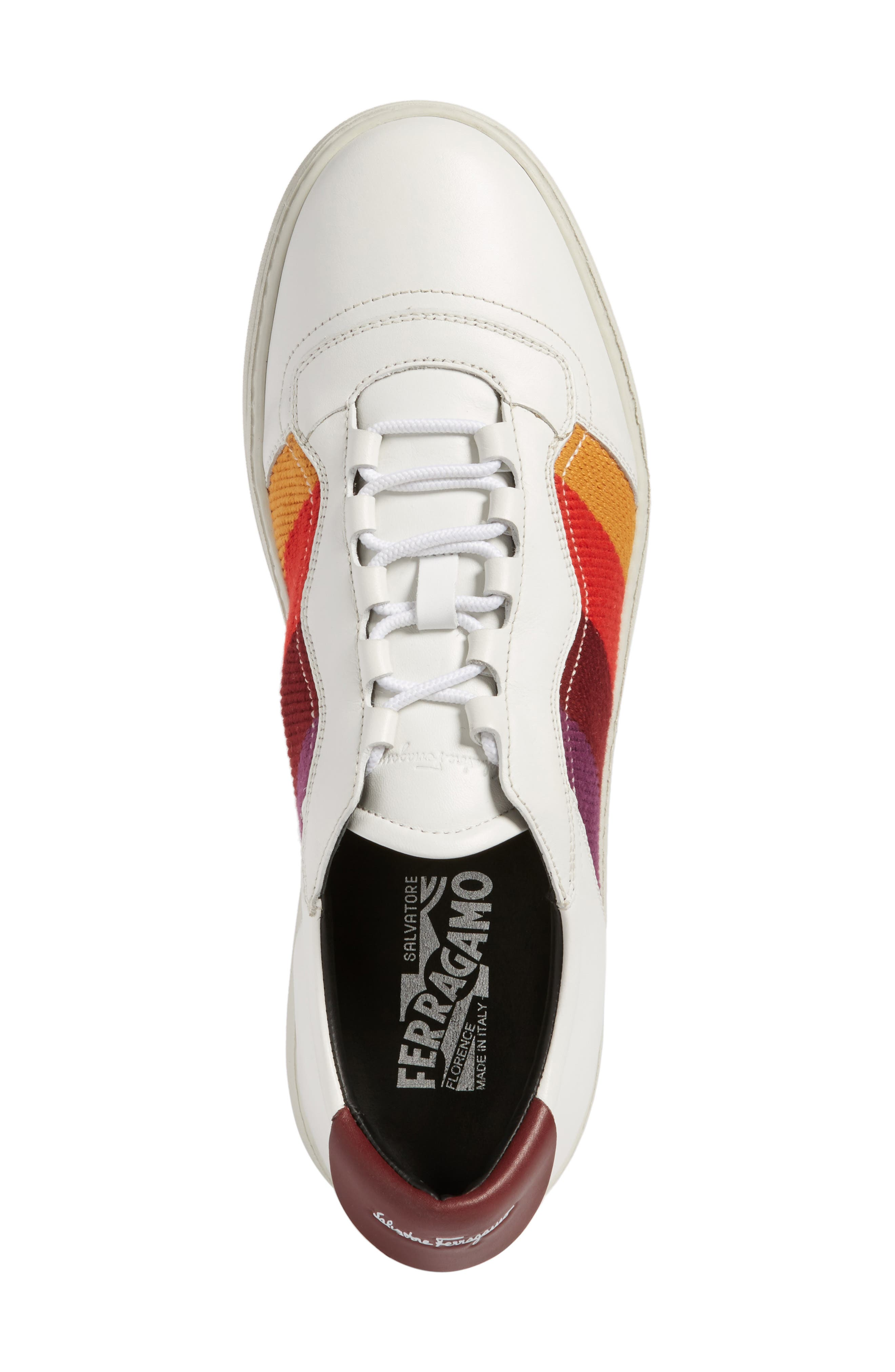 Alternate Image 5  - Salvatore Ferragamo Sneaker (Men)