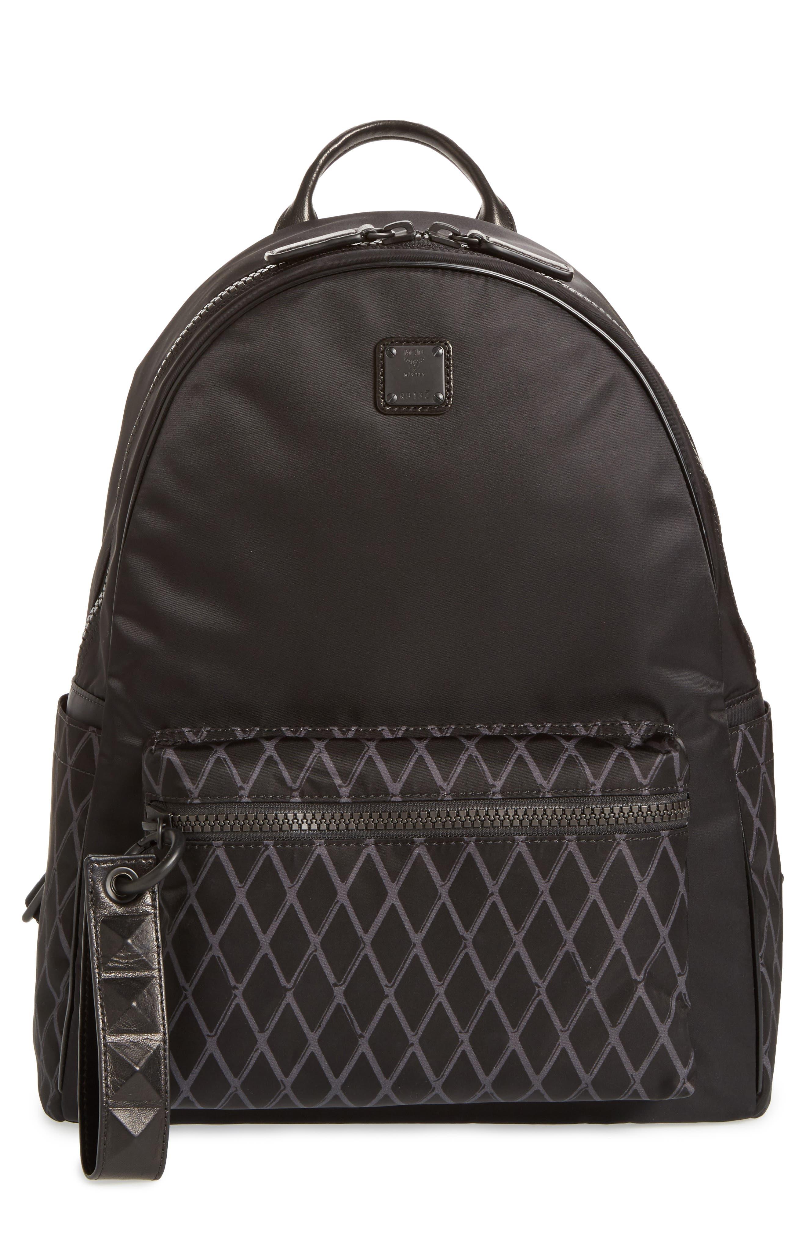 Alternate Image 1 Selected - MCM Tumbler Rombi Backpack