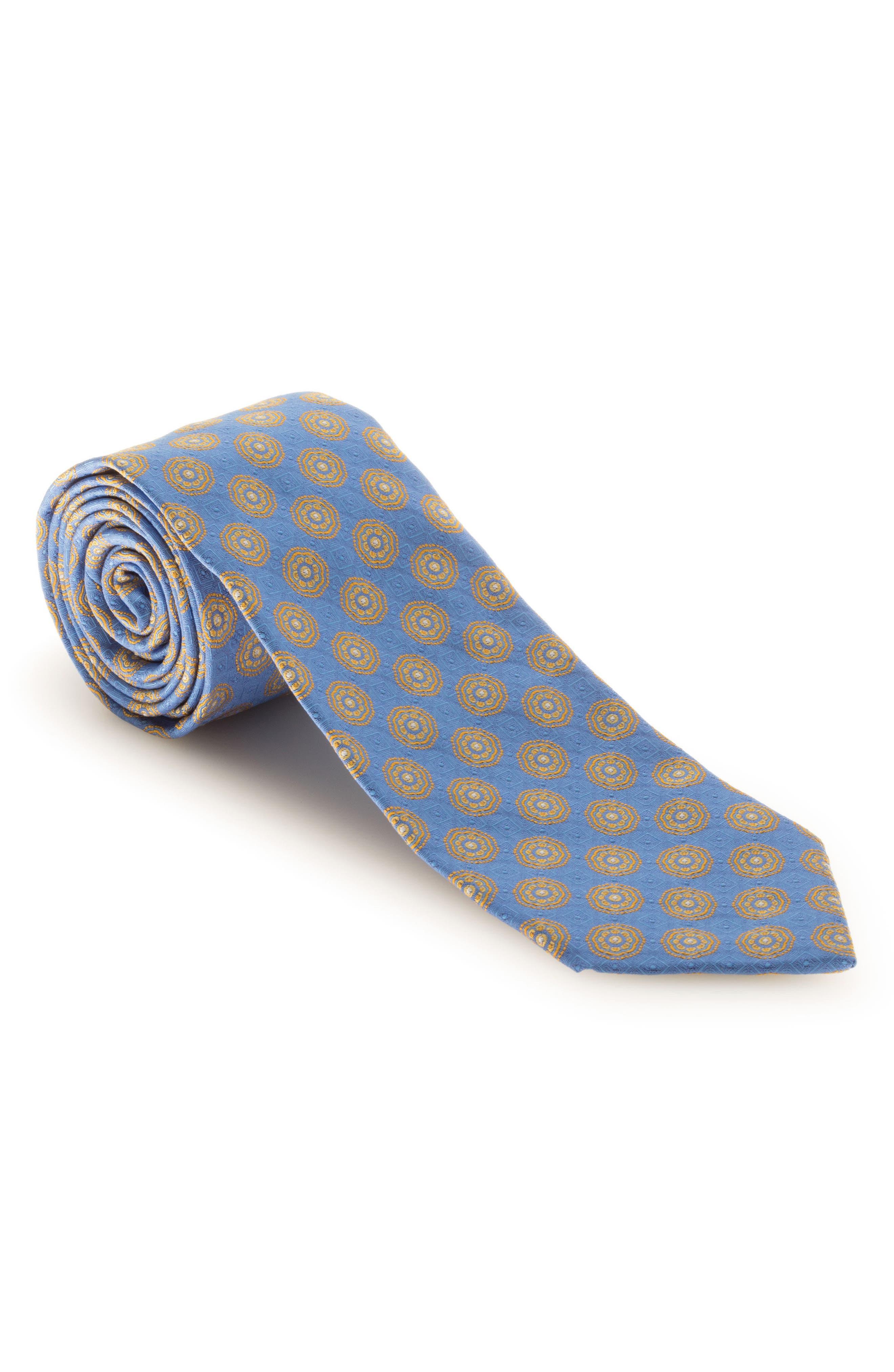 Robert Talbott Medallion Silk Tie