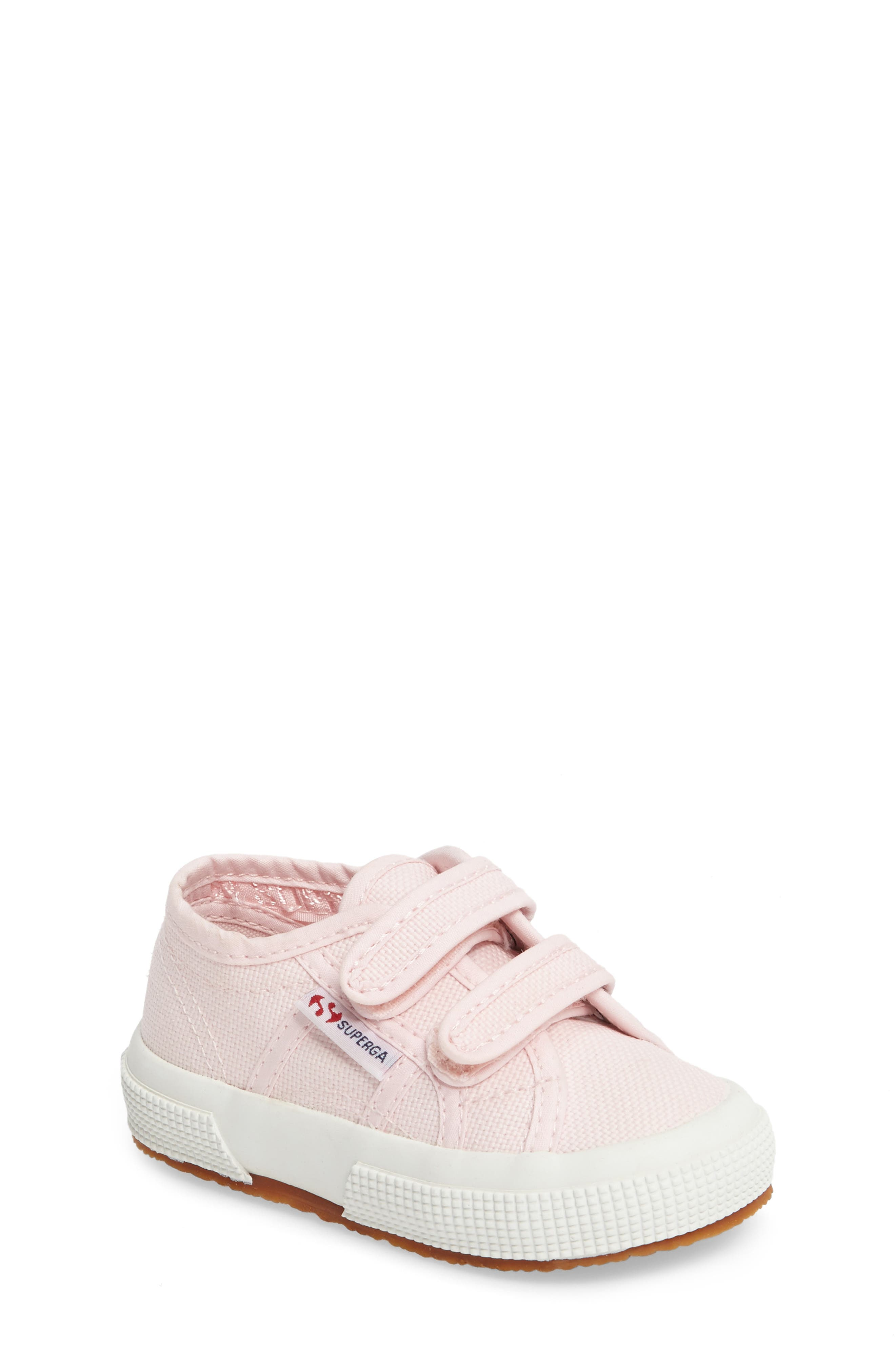 'Junior Classic' Sneaker,                         Main,                         color, Pink