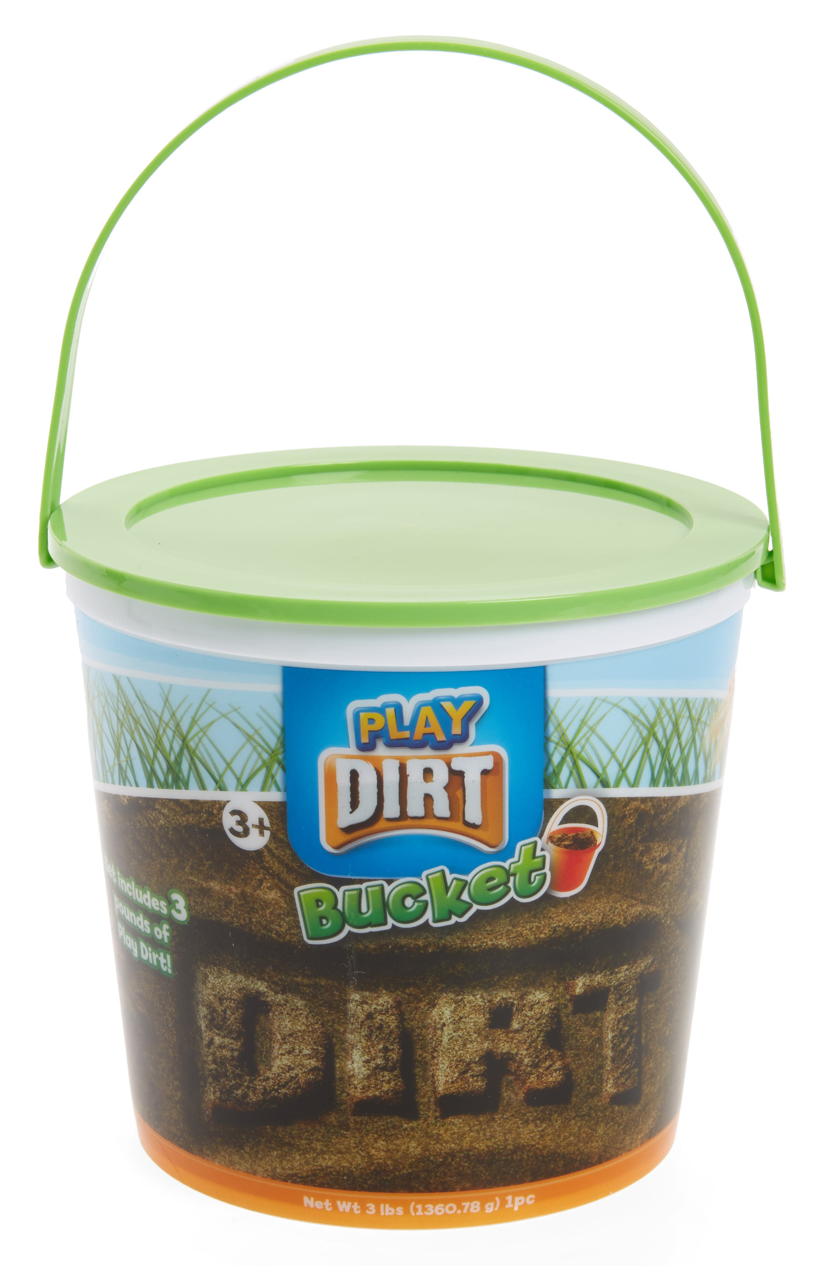 Play Visions Toys Play Dirt Bucket